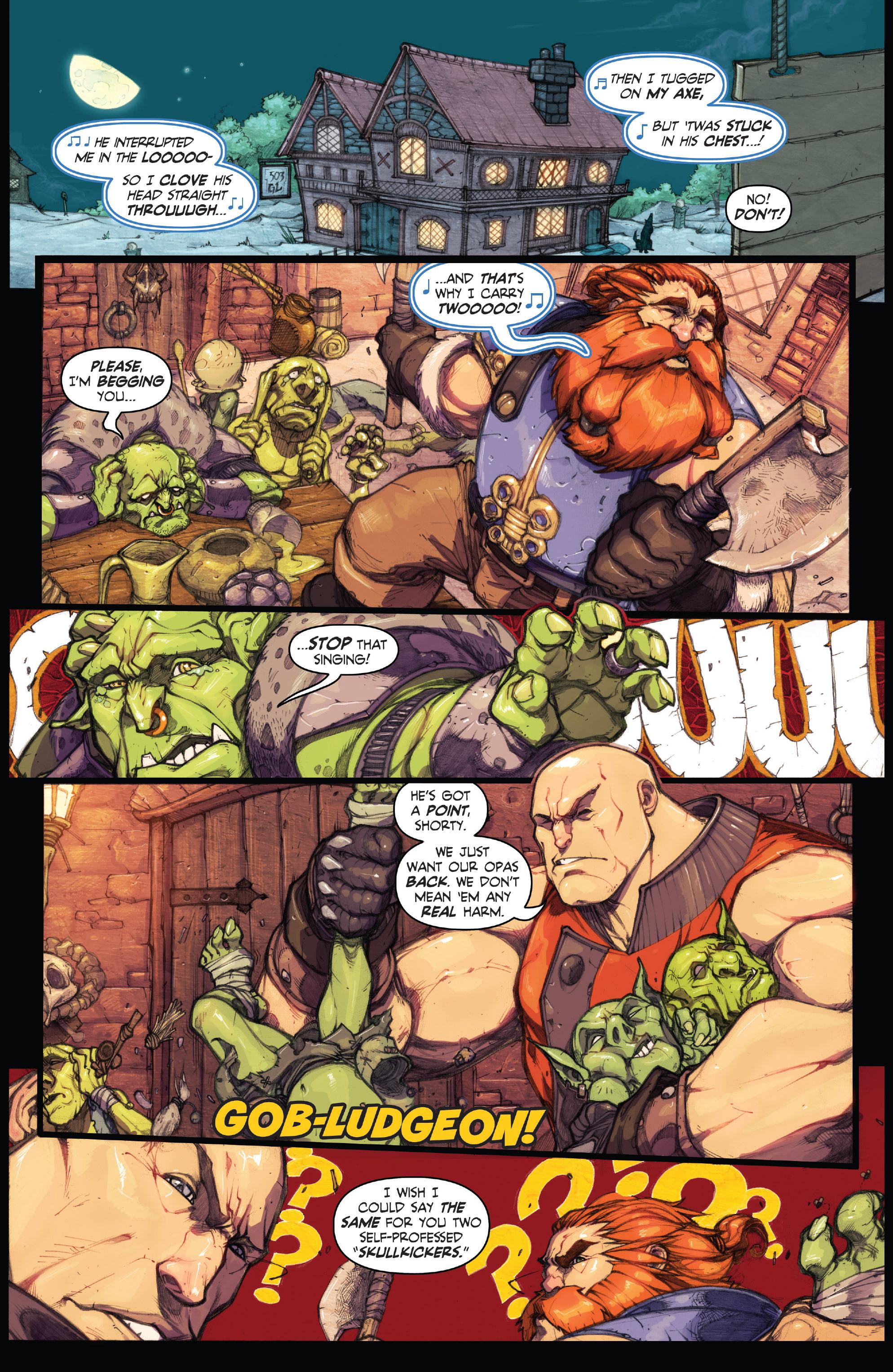 Read online Skullkickers comic -  Issue #18 - 31