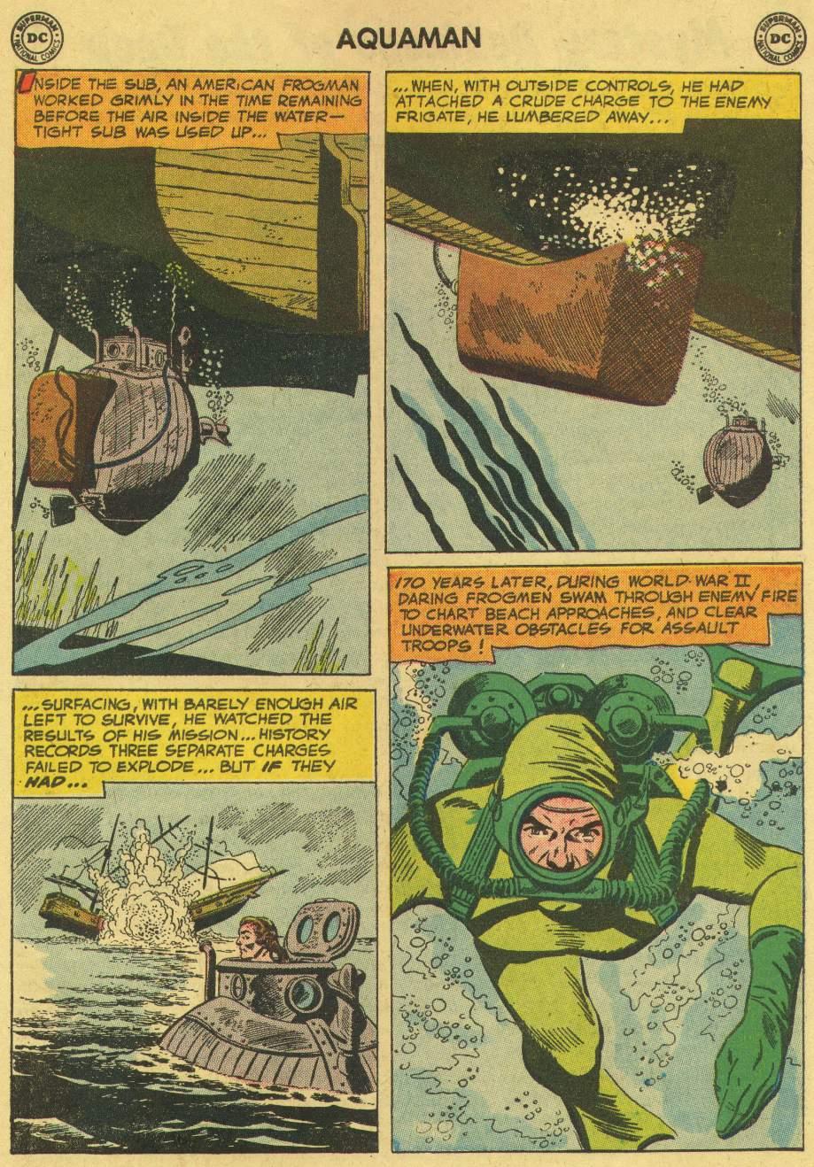 Read online Aquaman (1962) comic -  Issue #6 - 23