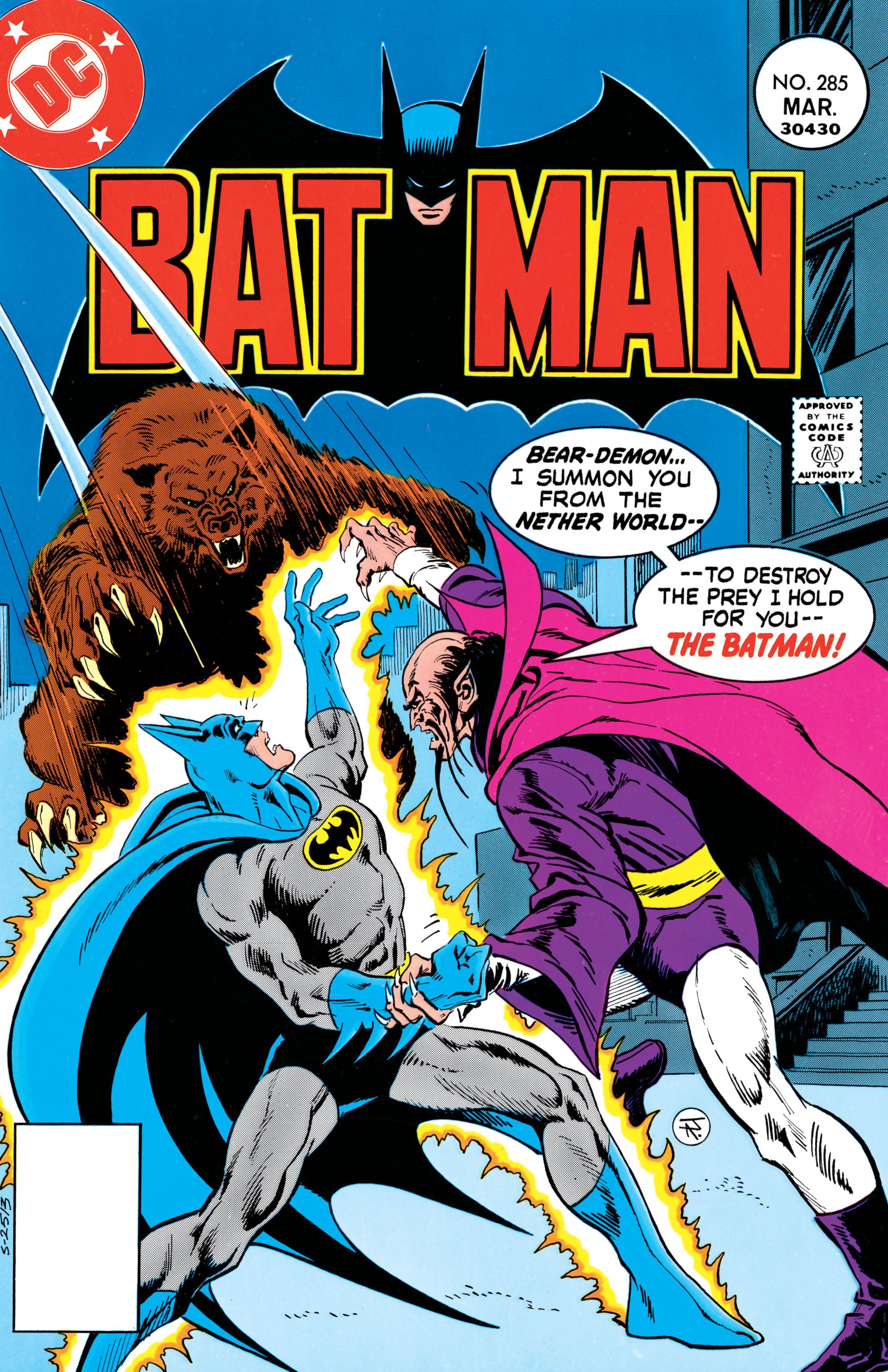 Batman (1940) 285 Page 1