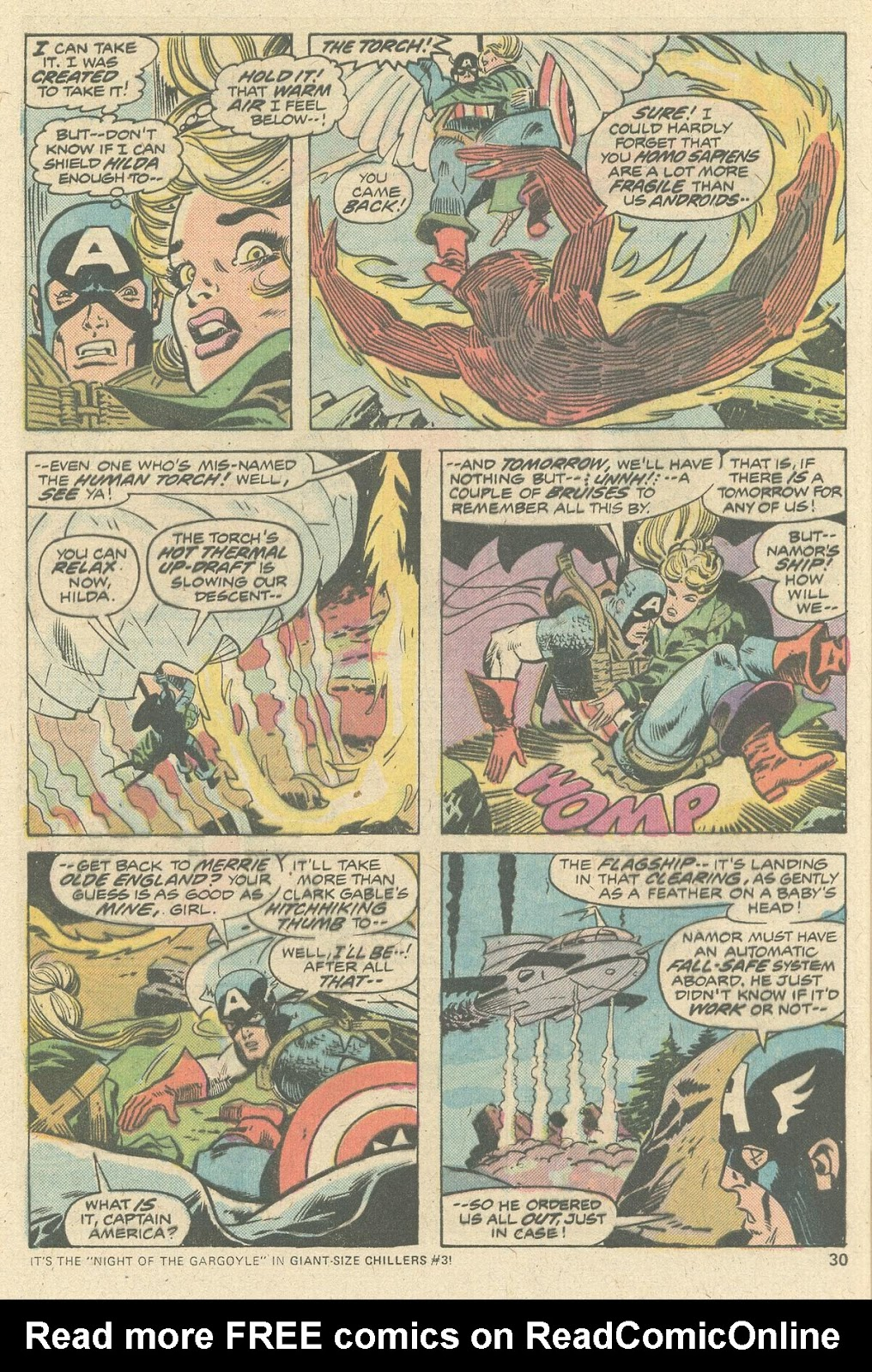 The Invaders (1975) issue 1 - Page 21