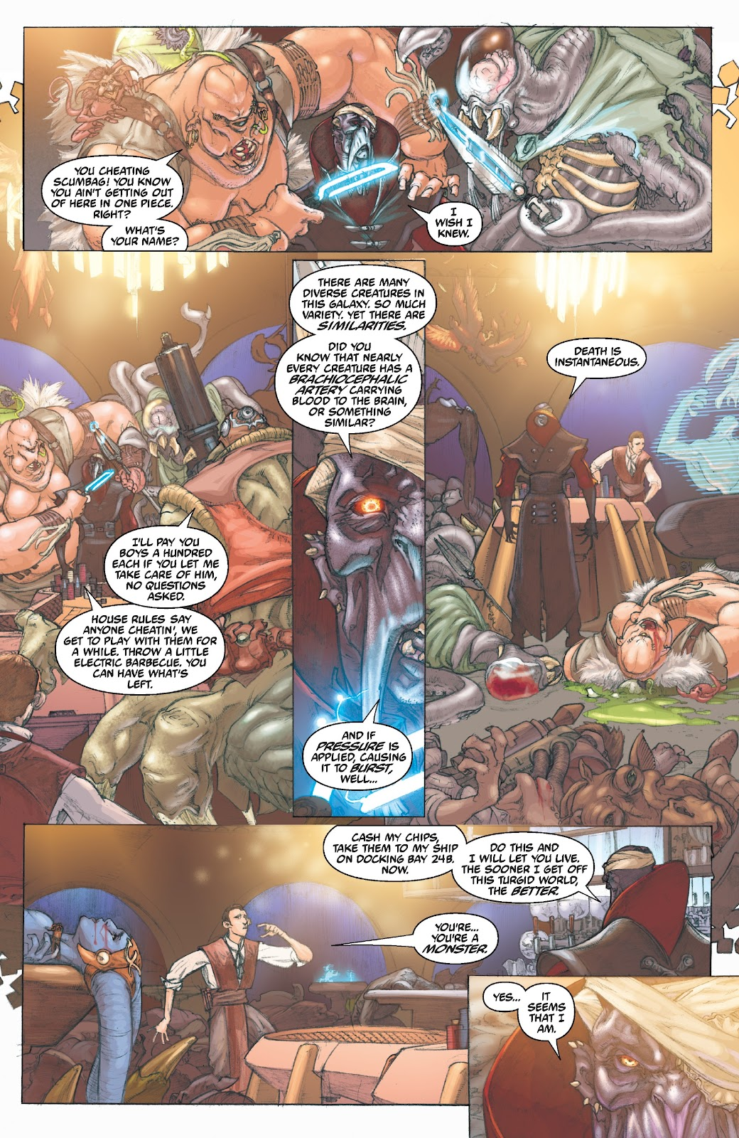 Read online Star Wars Legends Epic Collection: The Menace Revealed comic -  Issue # TPB (Part 5) - 14