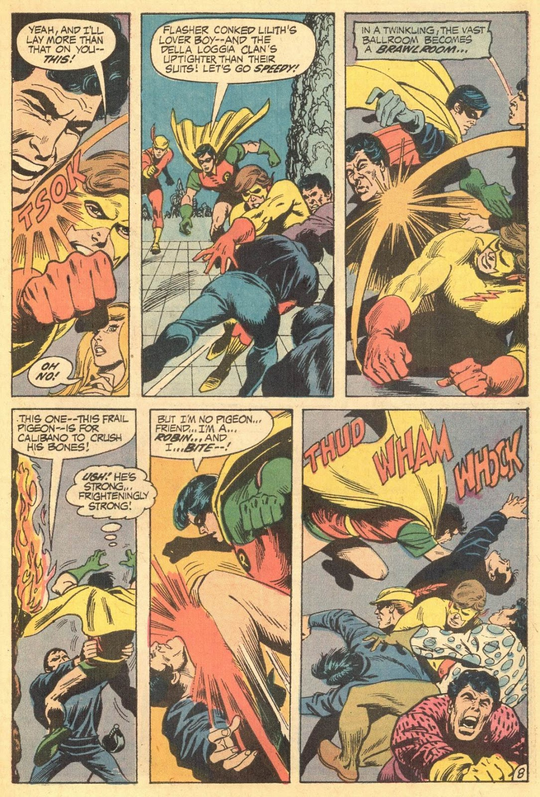 Teen Titans (1966) issue 35 - Page 11