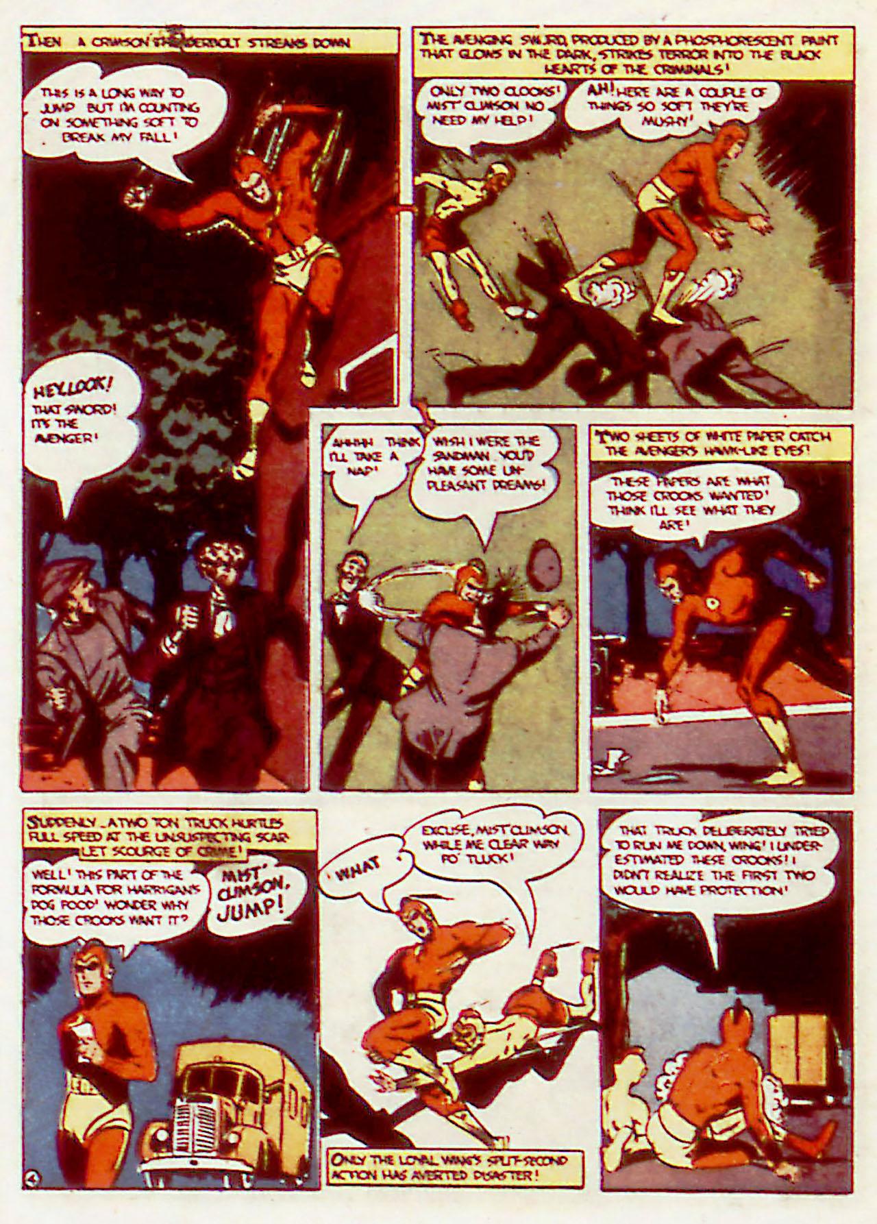 Read online Detective Comics (1937) comic -  Issue #71 - 34