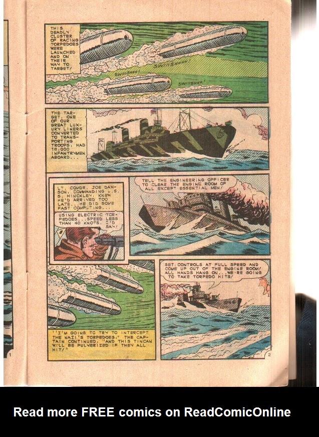 Read online Fightin' Navy comic -  Issue #122 - 11