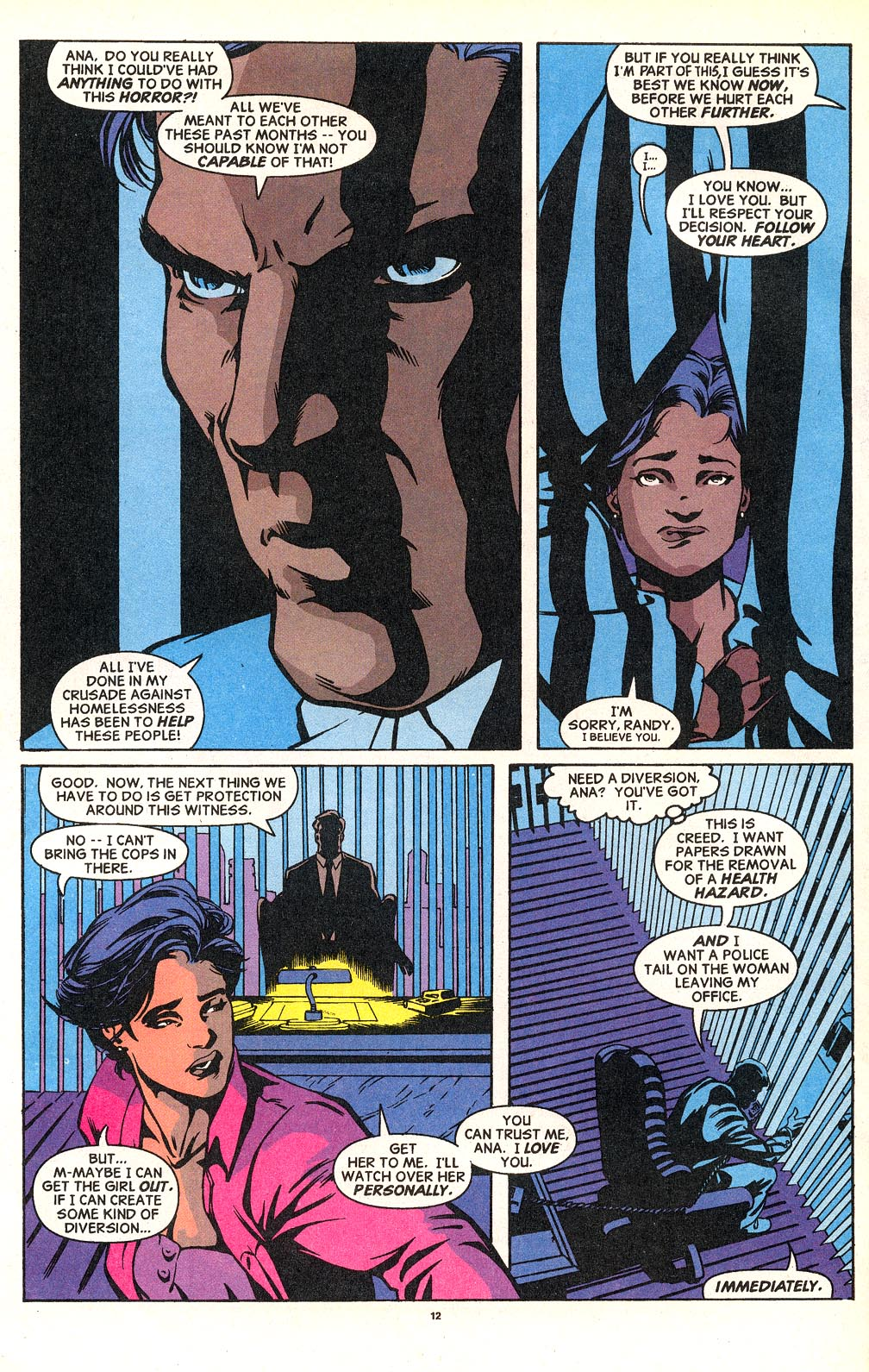 Cage (1992) issue 18 - Page 10