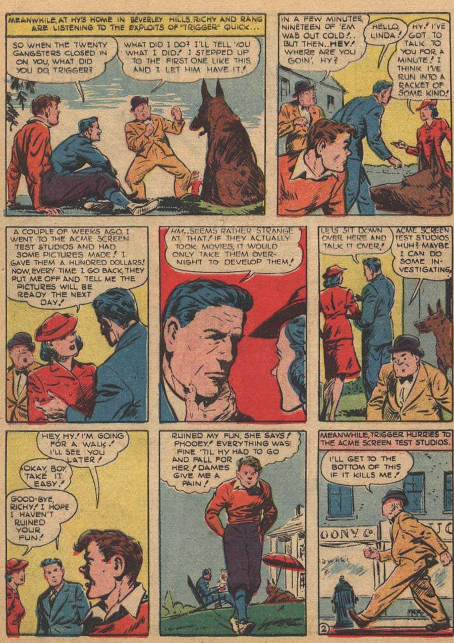 Blue Ribbon Comics (1939) issue 16 - Page 14