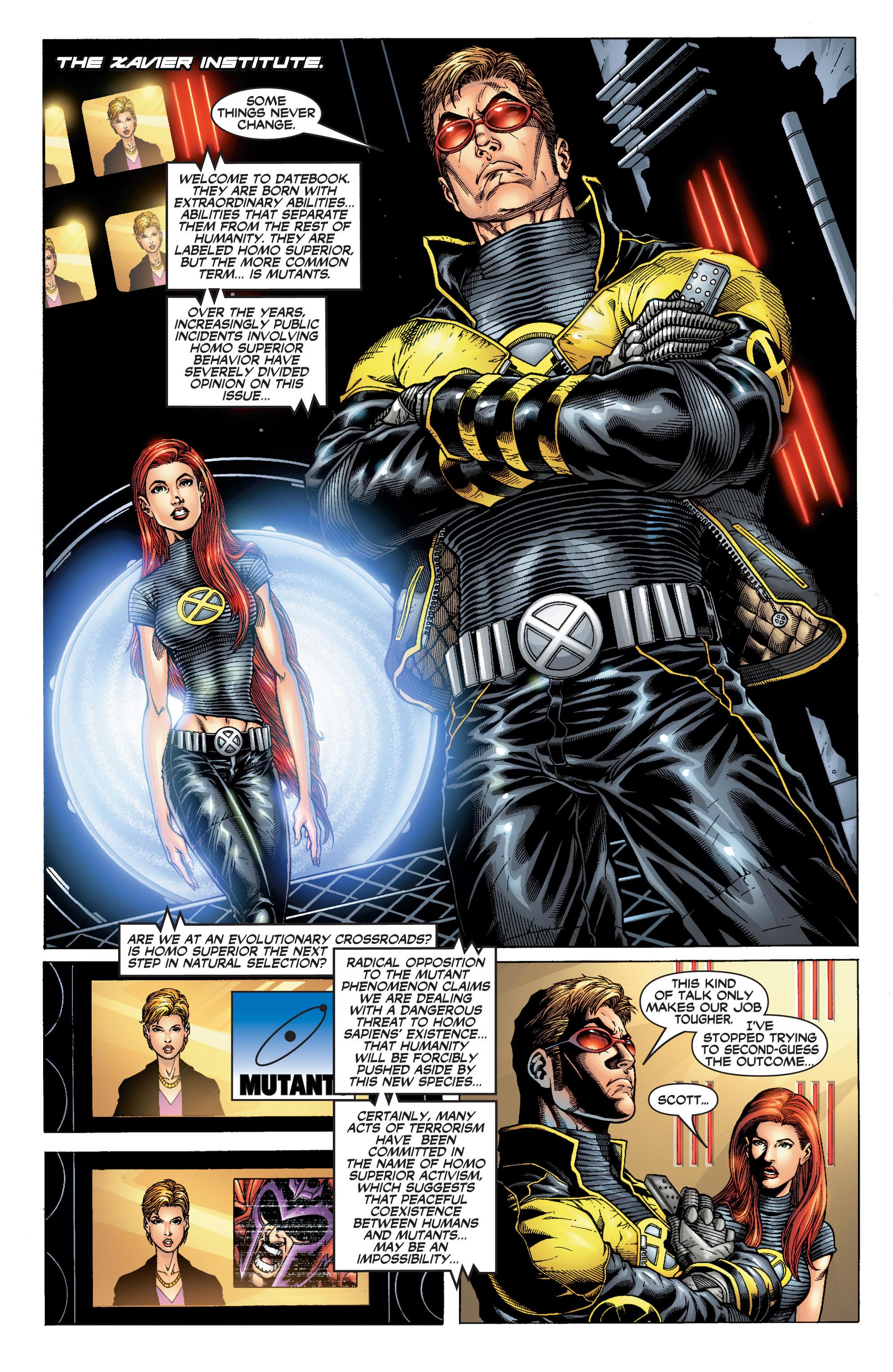 Read online Uncanny X-Men (1963) comic -  Issue #394 - 5