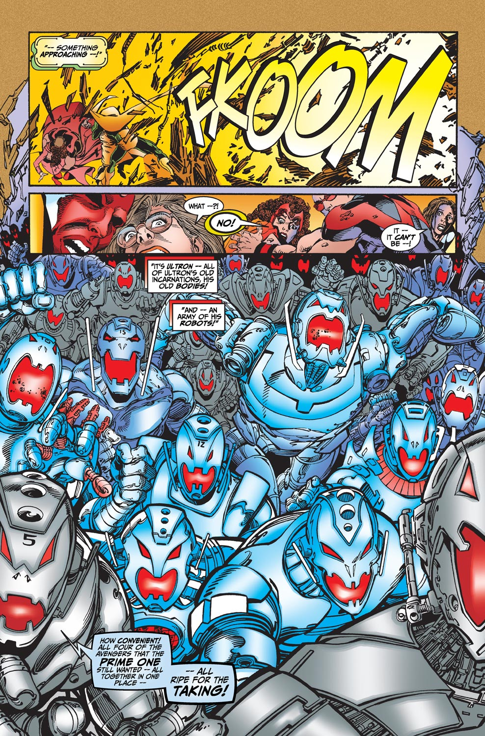 Read online Avengers (1998) comic -  Issue #20 - 15