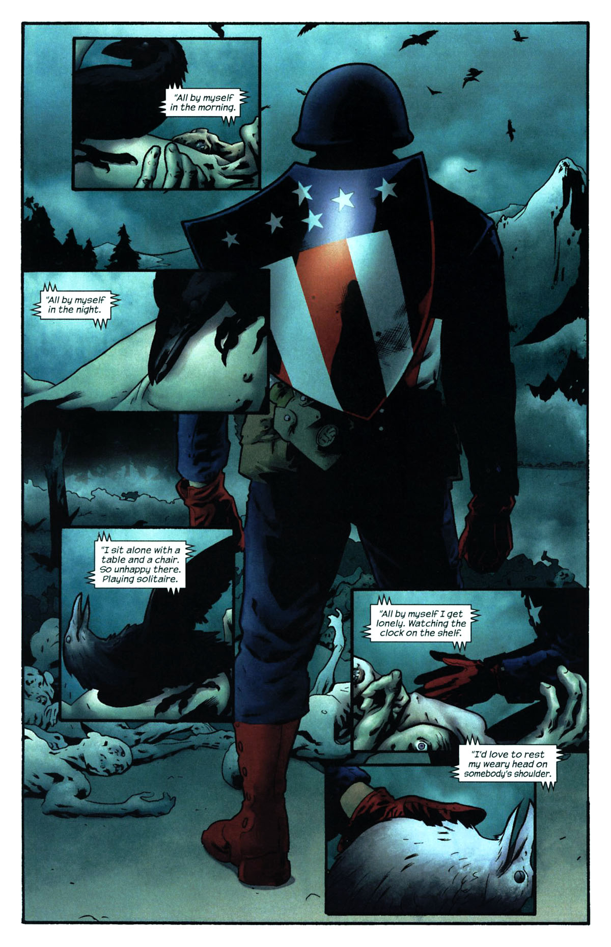 Read online Ultimates 2 comic -  Issue # _Annual 2 - 8