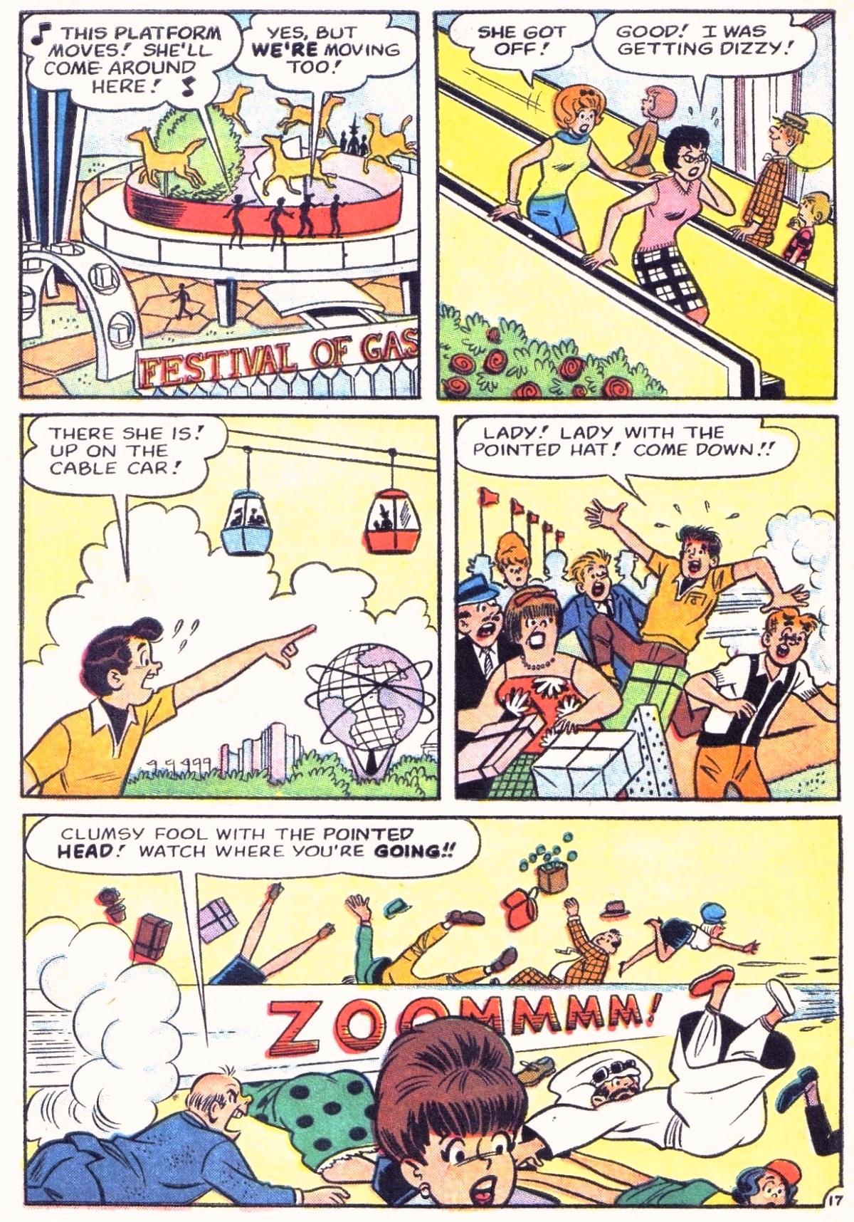 Read online She's Josie comic -  Issue #9 - 22