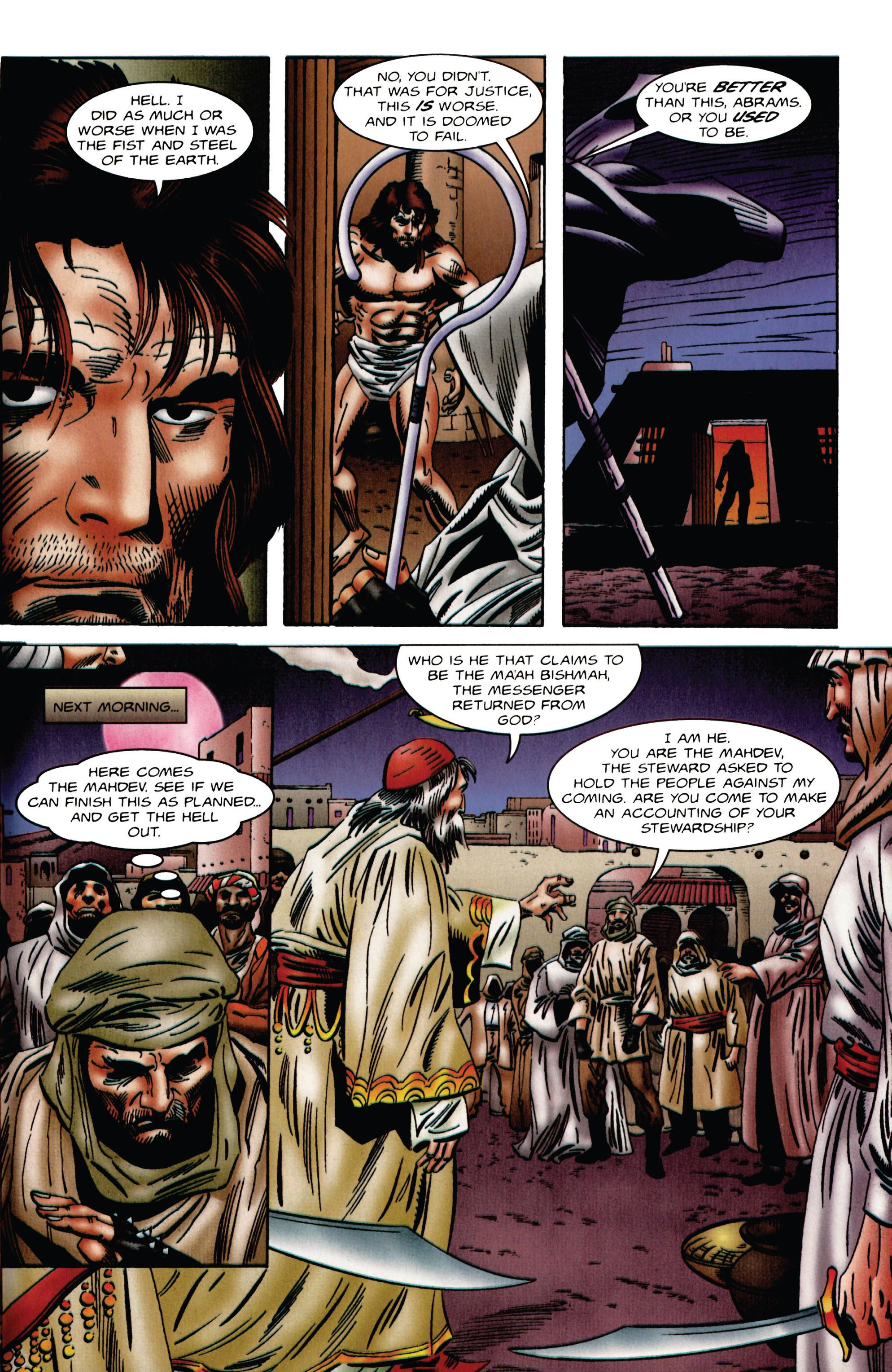 Read online Eternal Warrior (1992) comic -  Issue #47 - 19