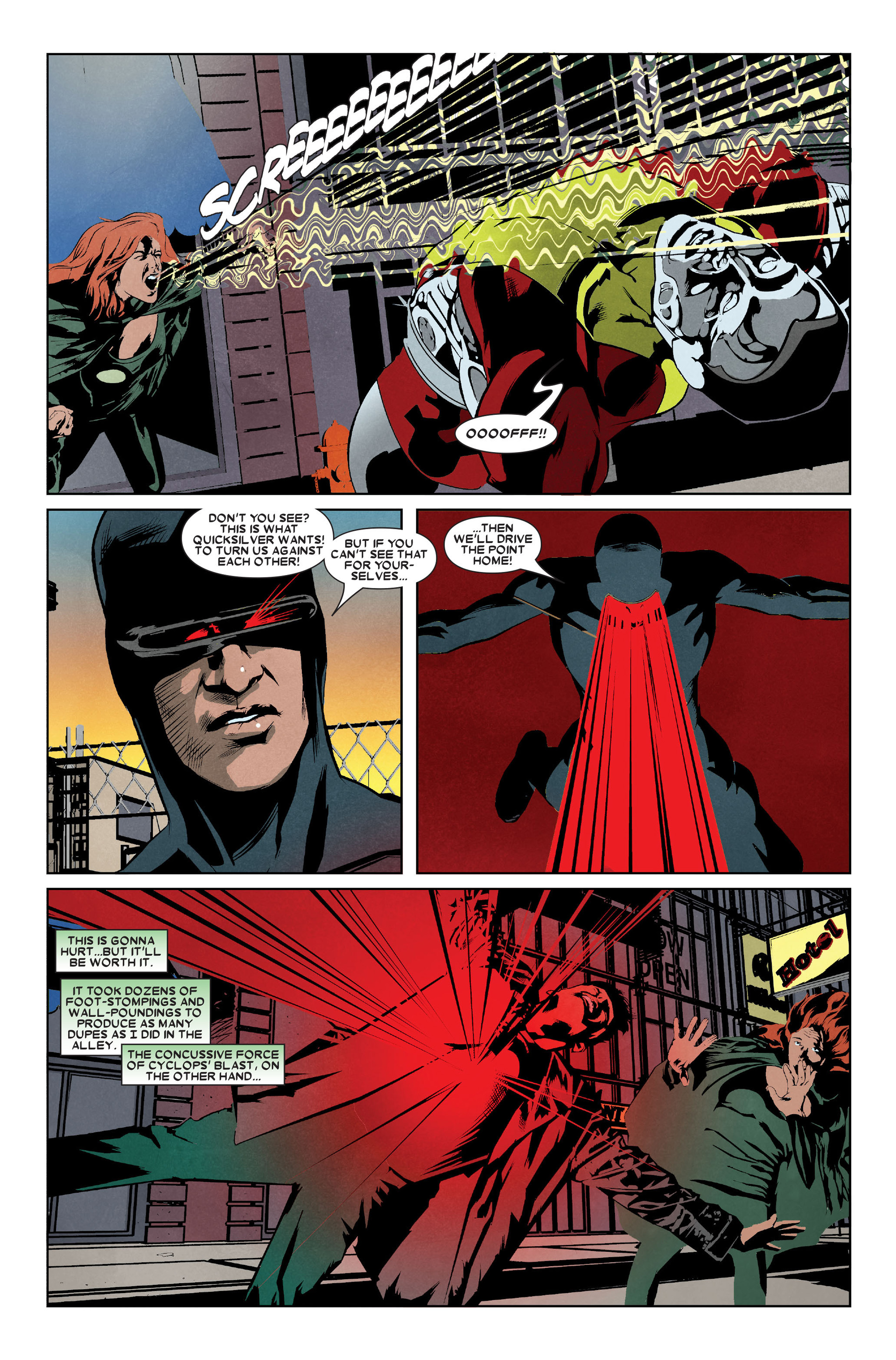 Read online X-Factor (2006) comic -  Issue #9 - 20