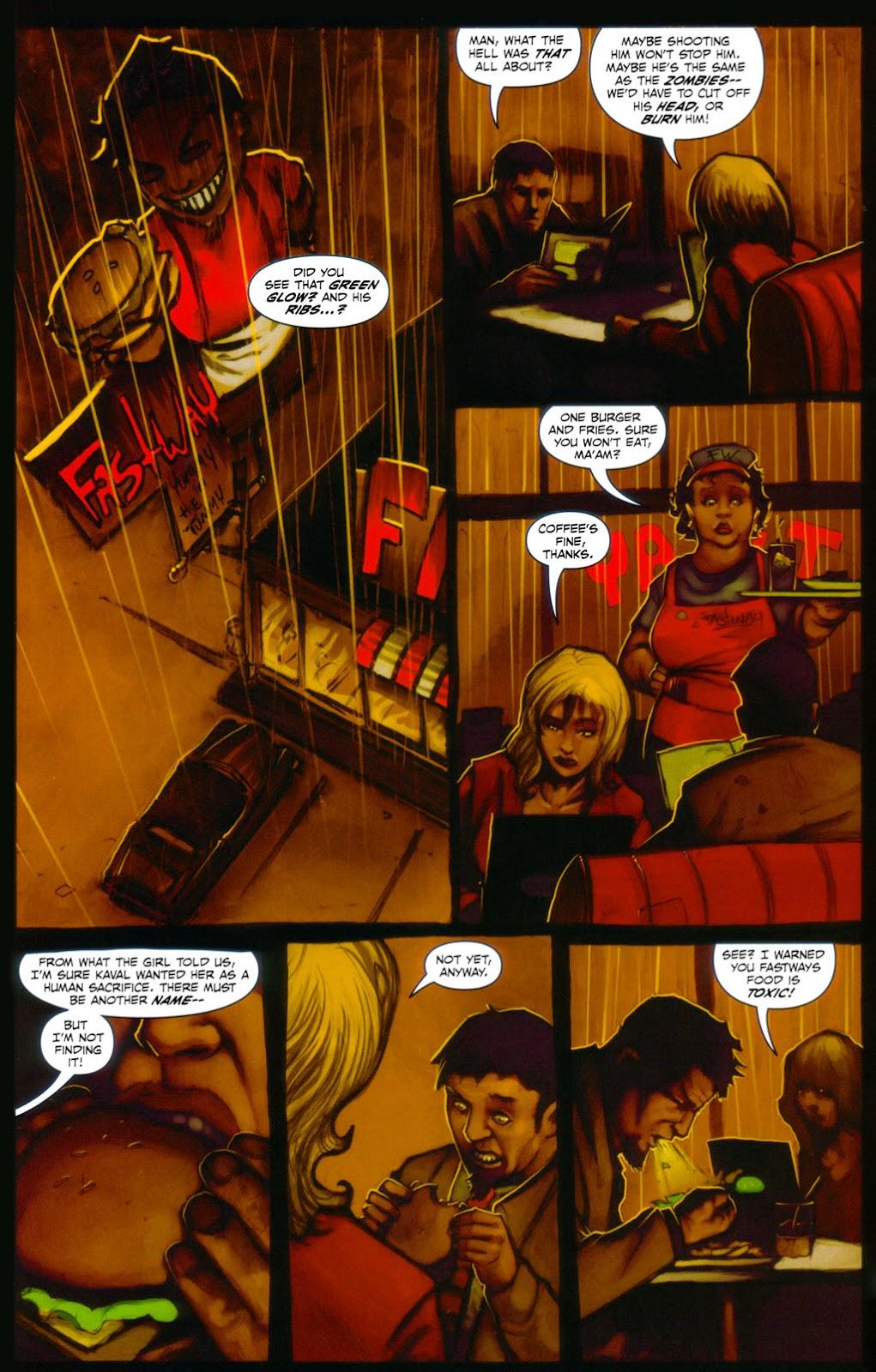Read online Evil Ernie in Santa Fe comic -  Issue #3 - 13