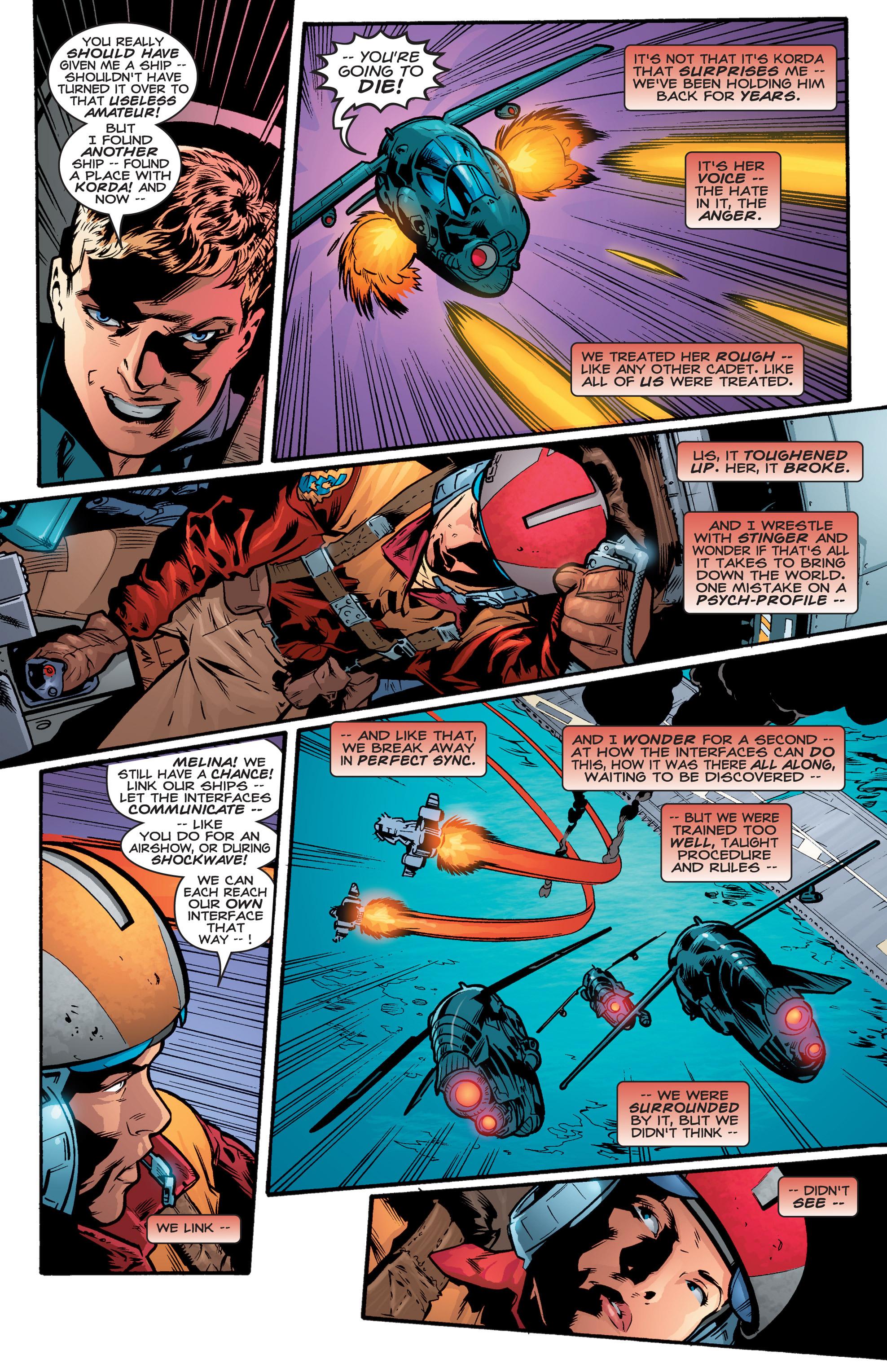 Read online Shockrockets comic -  Issue # TPB - 112