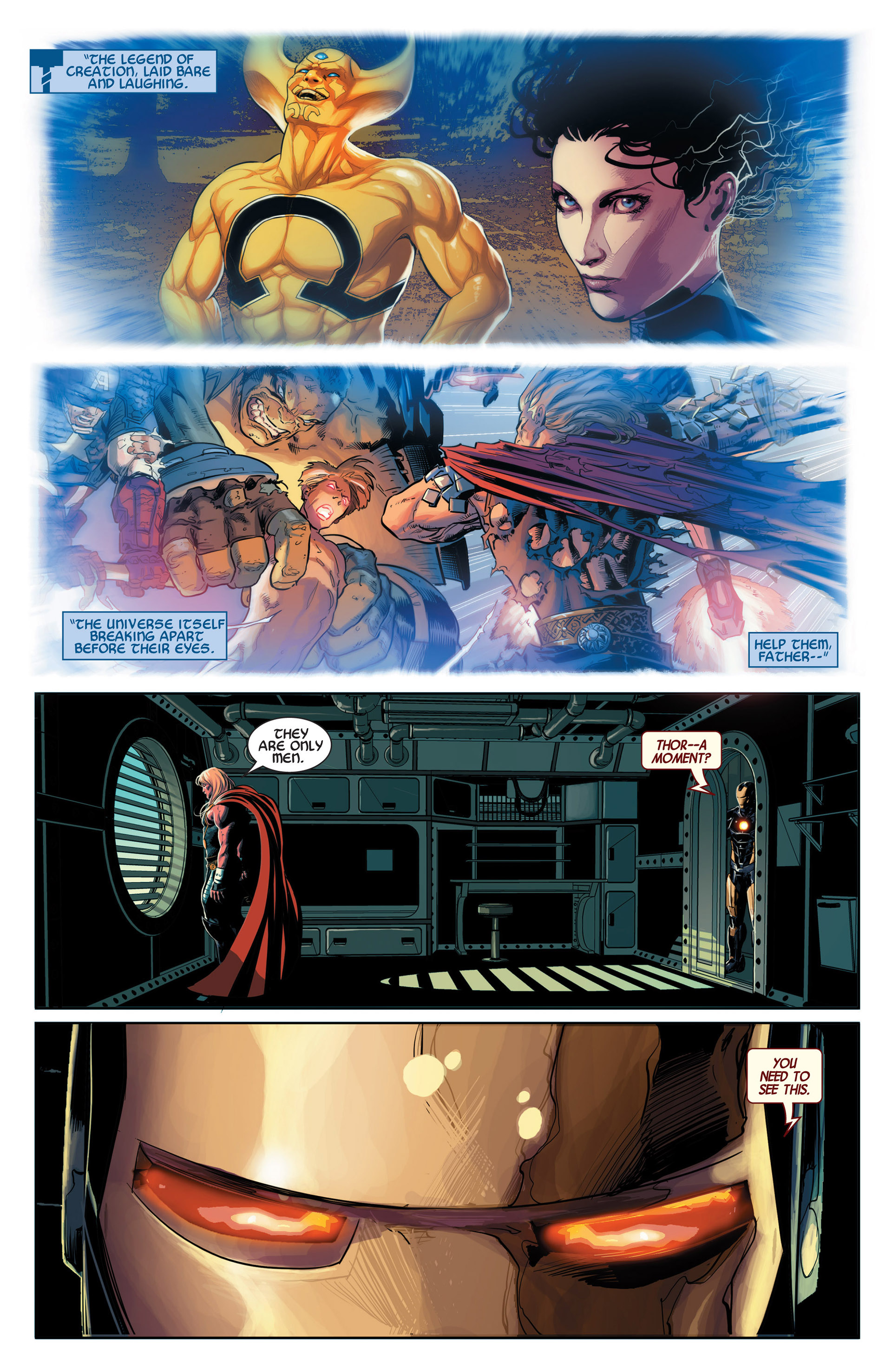 Read online Avengers (2013) comic -  Issue #12 - 4