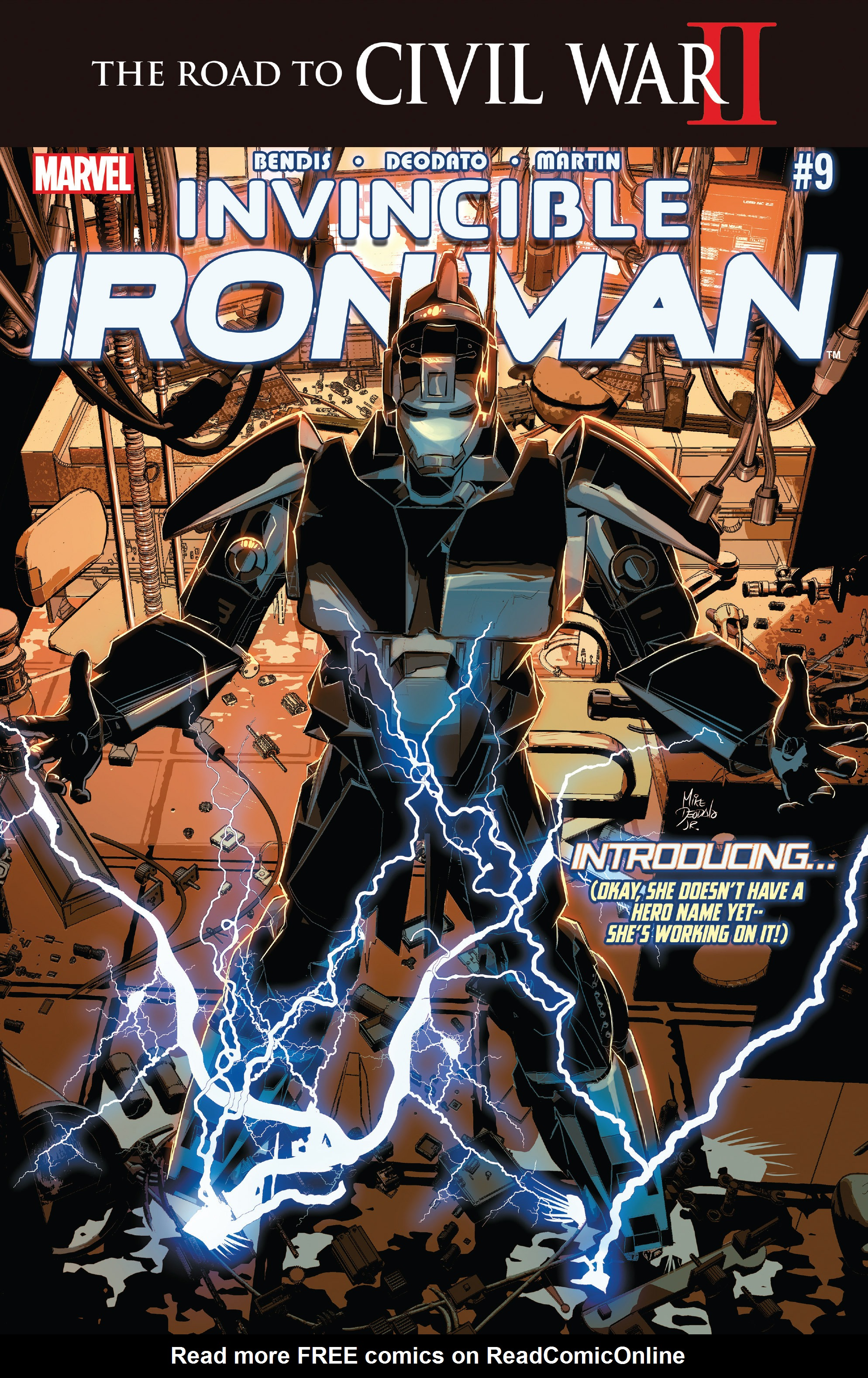 Read online True Believers: Invincible Iron Man-The War Machines comic -  Issue # Full - 67