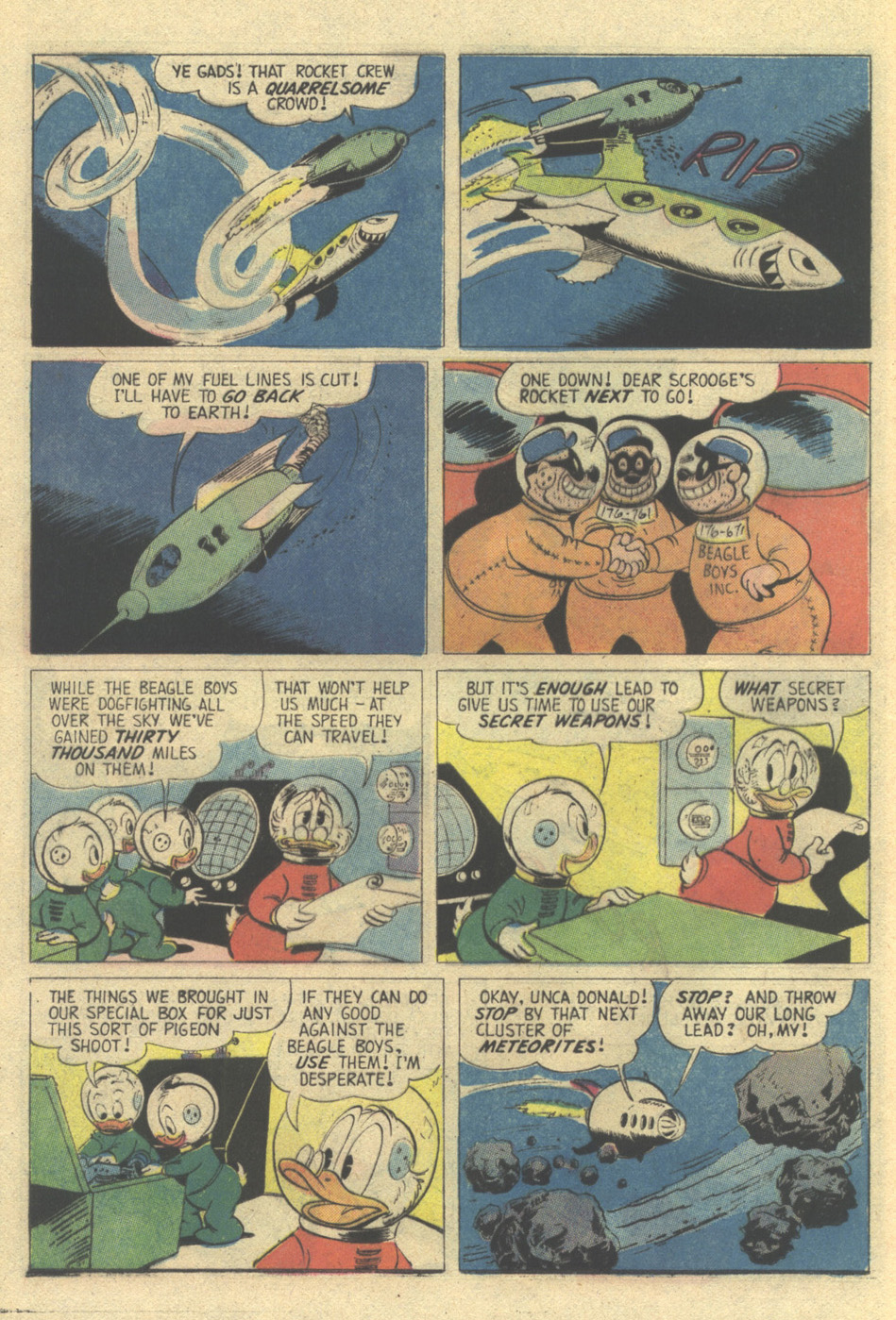 Read online Uncle Scrooge (1953) comic -  Issue #135 - 12