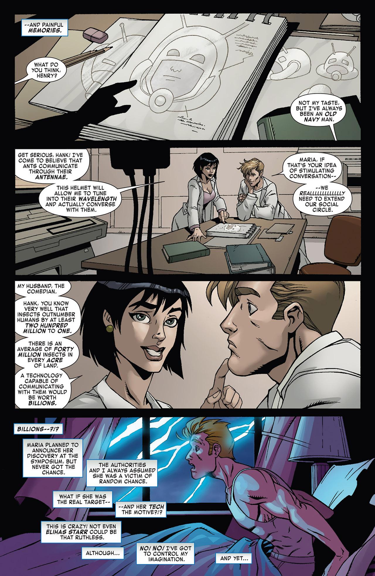 Read online Ant-Man: Season One comic -  Issue #Ant-Man: Season One Full - 10