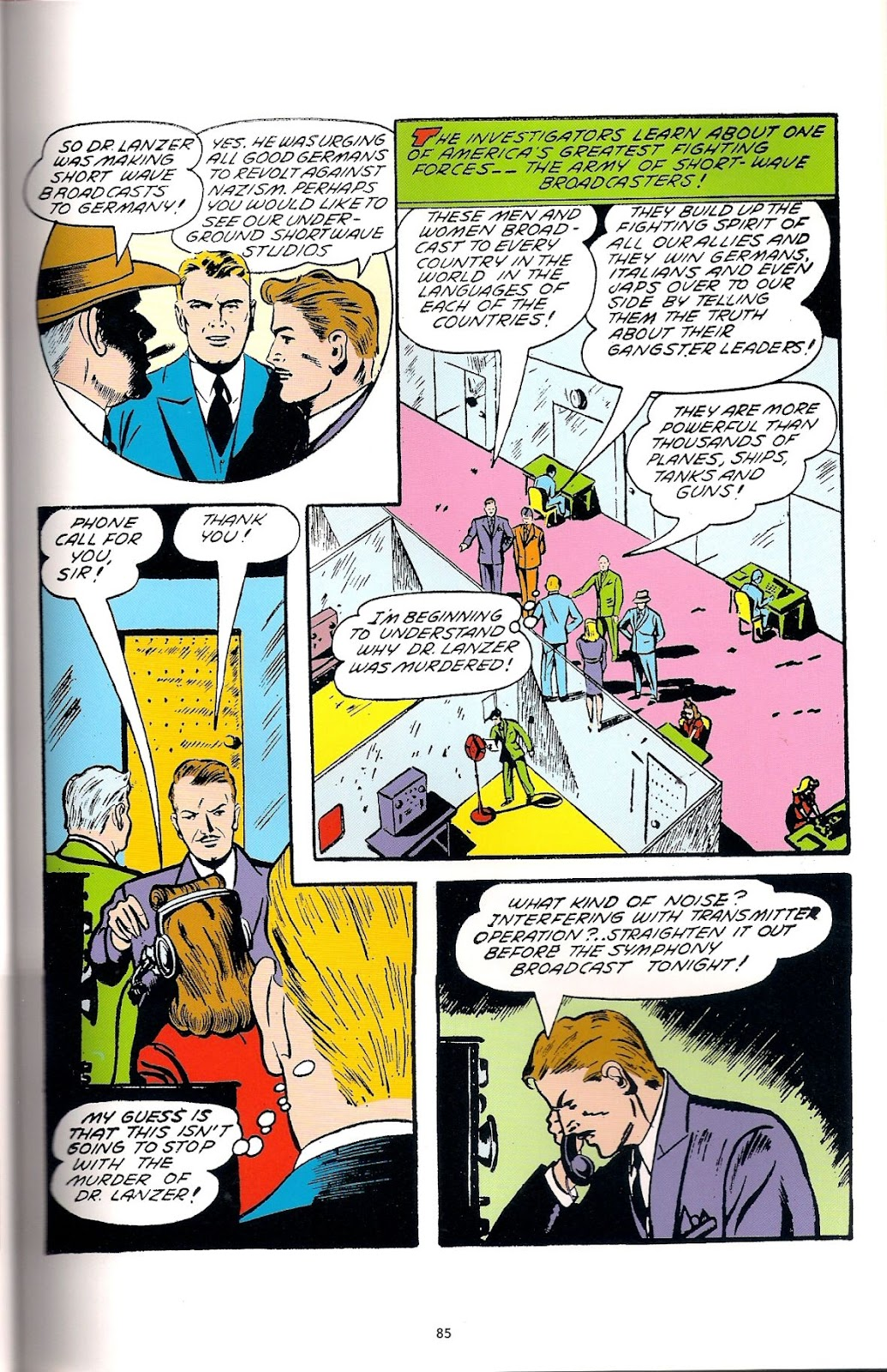 Captain Midnight (1942) issue 6 - Page 17