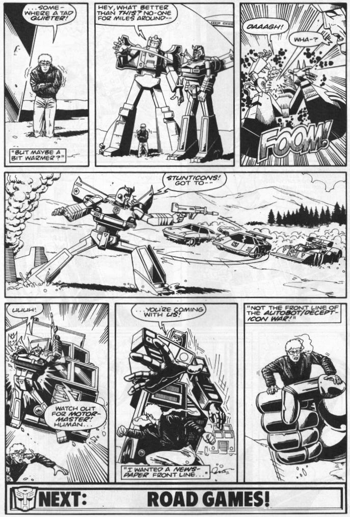The Transformers (UK) 288 Page 11