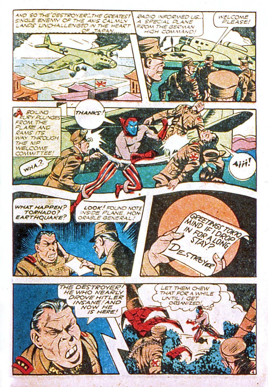 Read online Mystic Comics (1944) comic -  Issue #1 - 31
