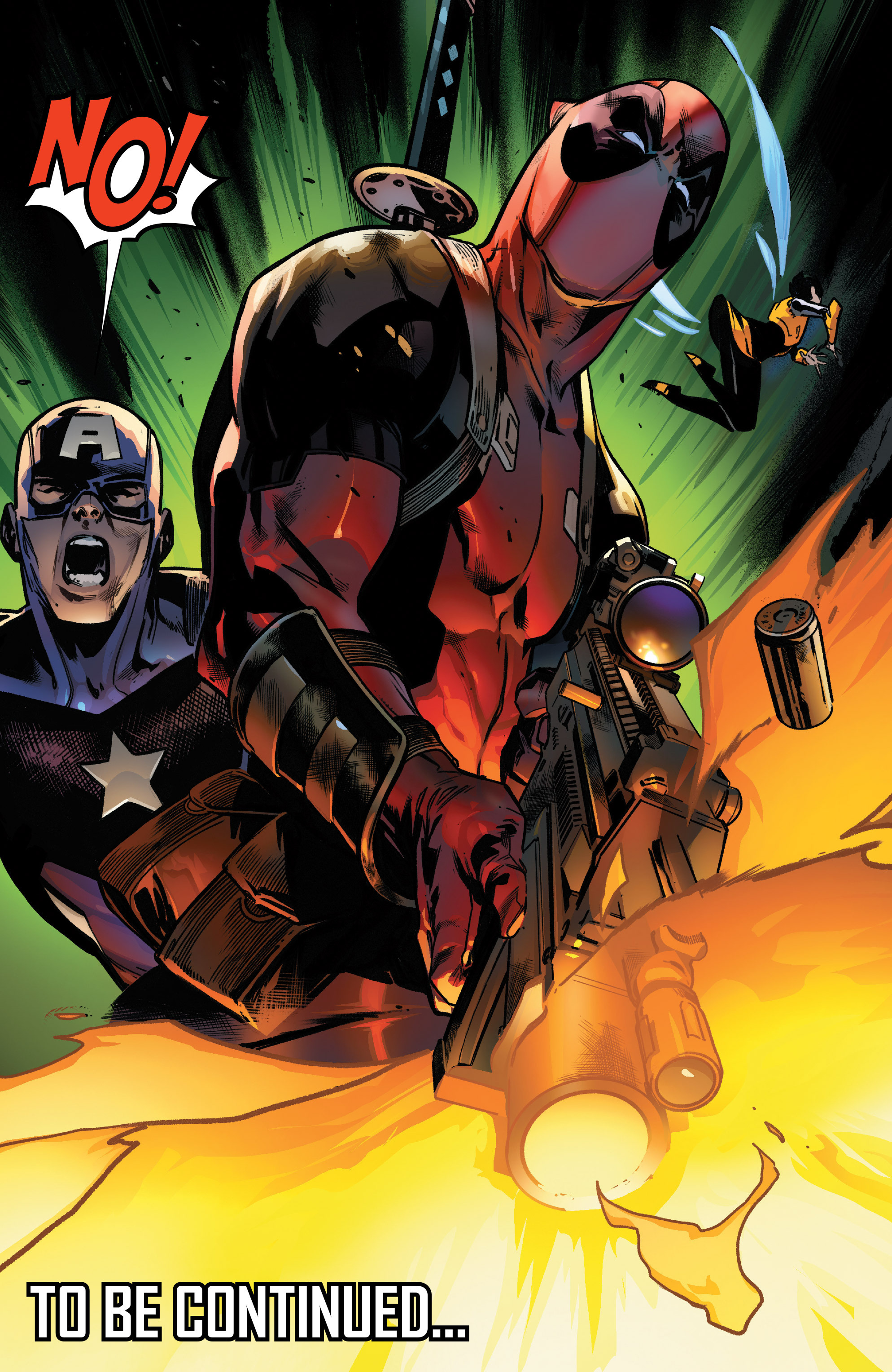Read online Uncanny Avengers [II] comic -  Issue #10 - 22