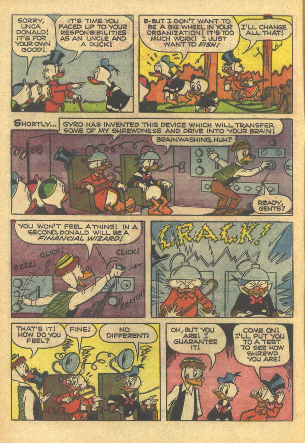 Walt Disney's Comics and Stories issue 332 - Page 4