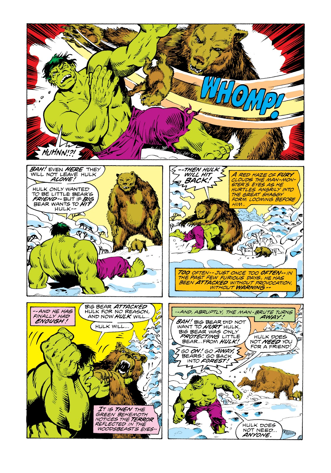 Read online Marvel Masterworks: The Incredible Hulk comic -  Issue # TPB 11 (Part 2) - 24
