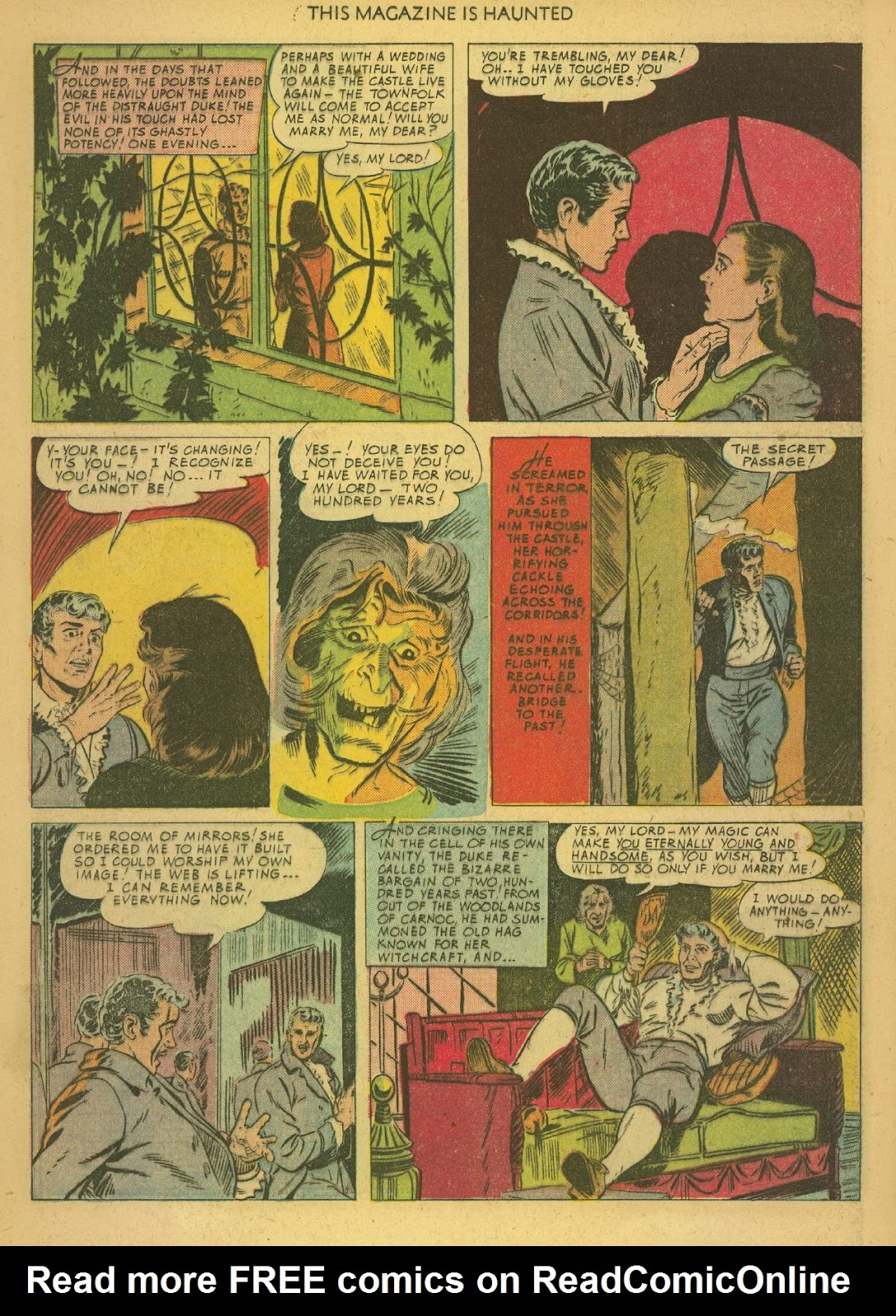 Read online This Magazine Is Haunted comic -  Issue #1 - 13