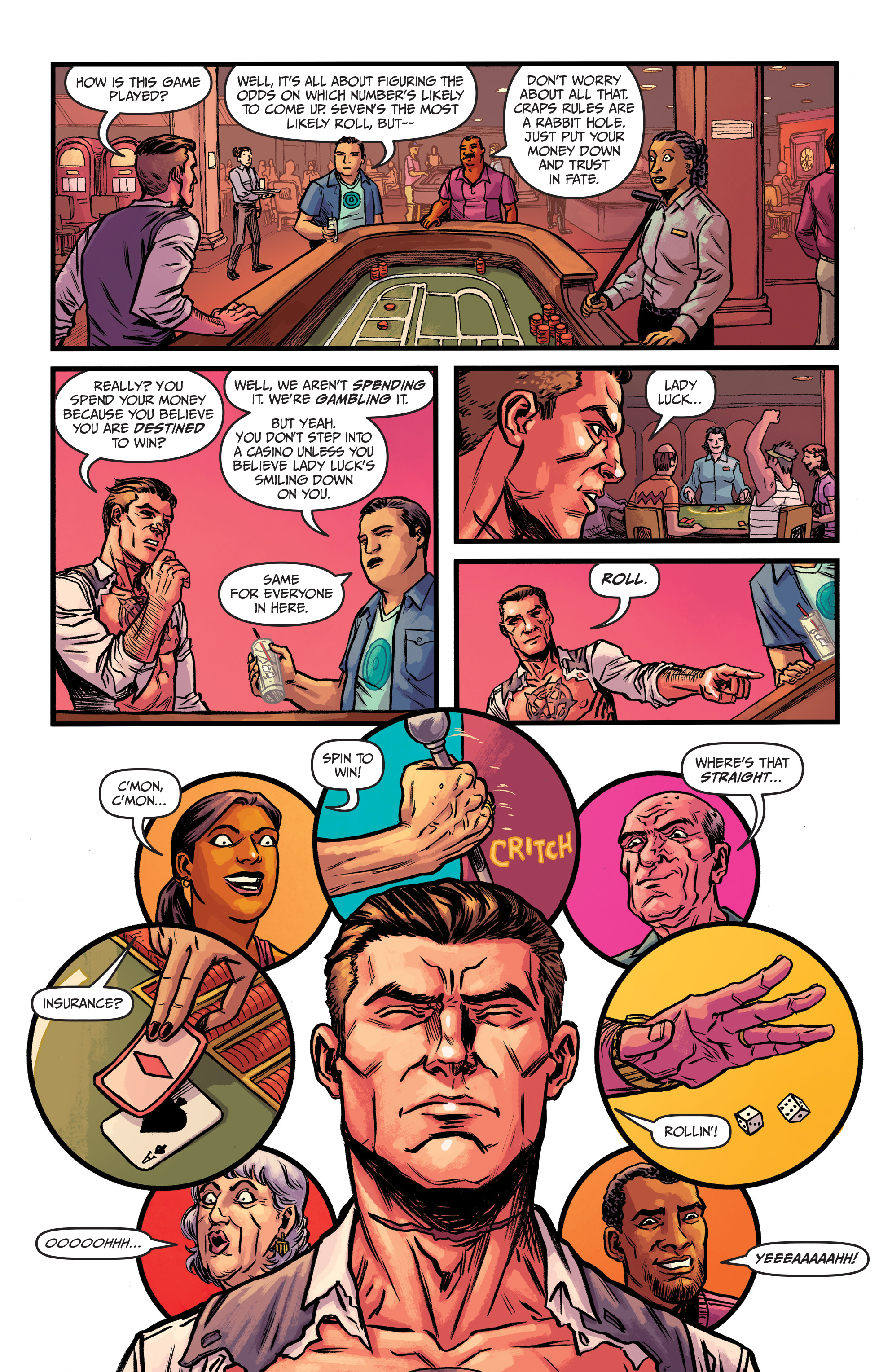 Read online Curse Words comic -  Issue #5 - 12