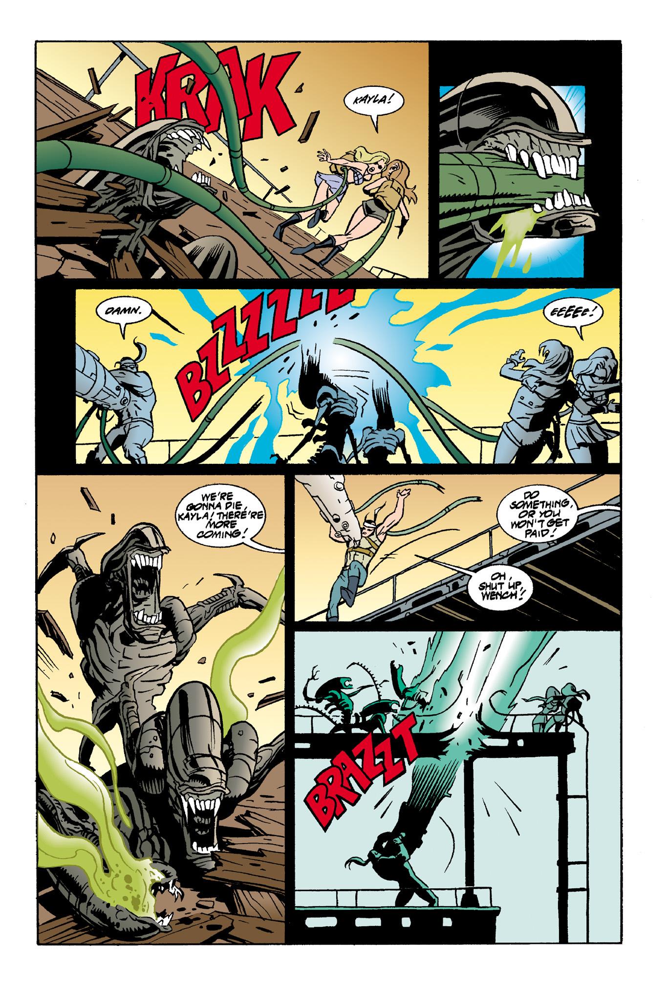 Read online Aliens: Mondo Heat comic -  Issue # Full - 14