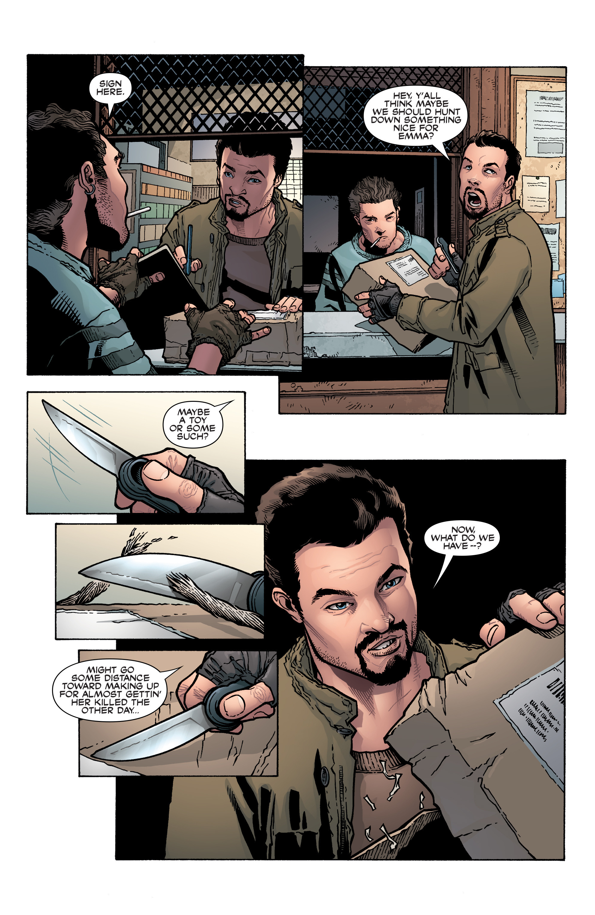 Read online Serenity: Firefly Class 03-K64 – No Power in the 'Verse comic -  Issue #2 - 16