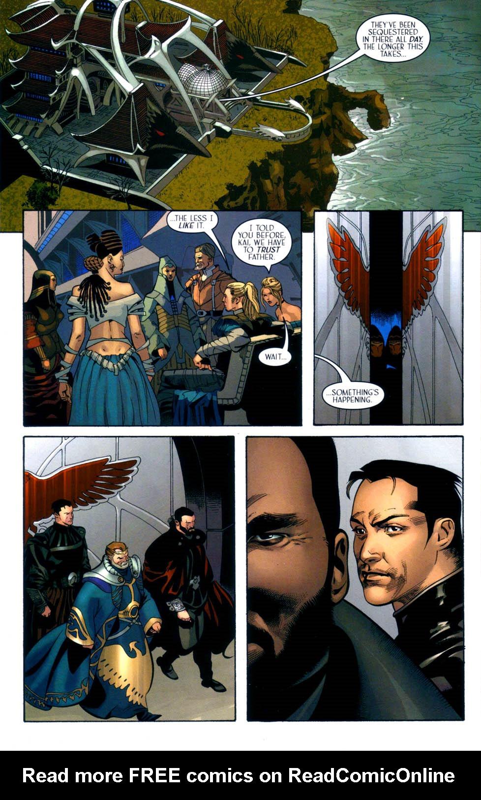 Read online Scion comic -  Issue #33 - 22