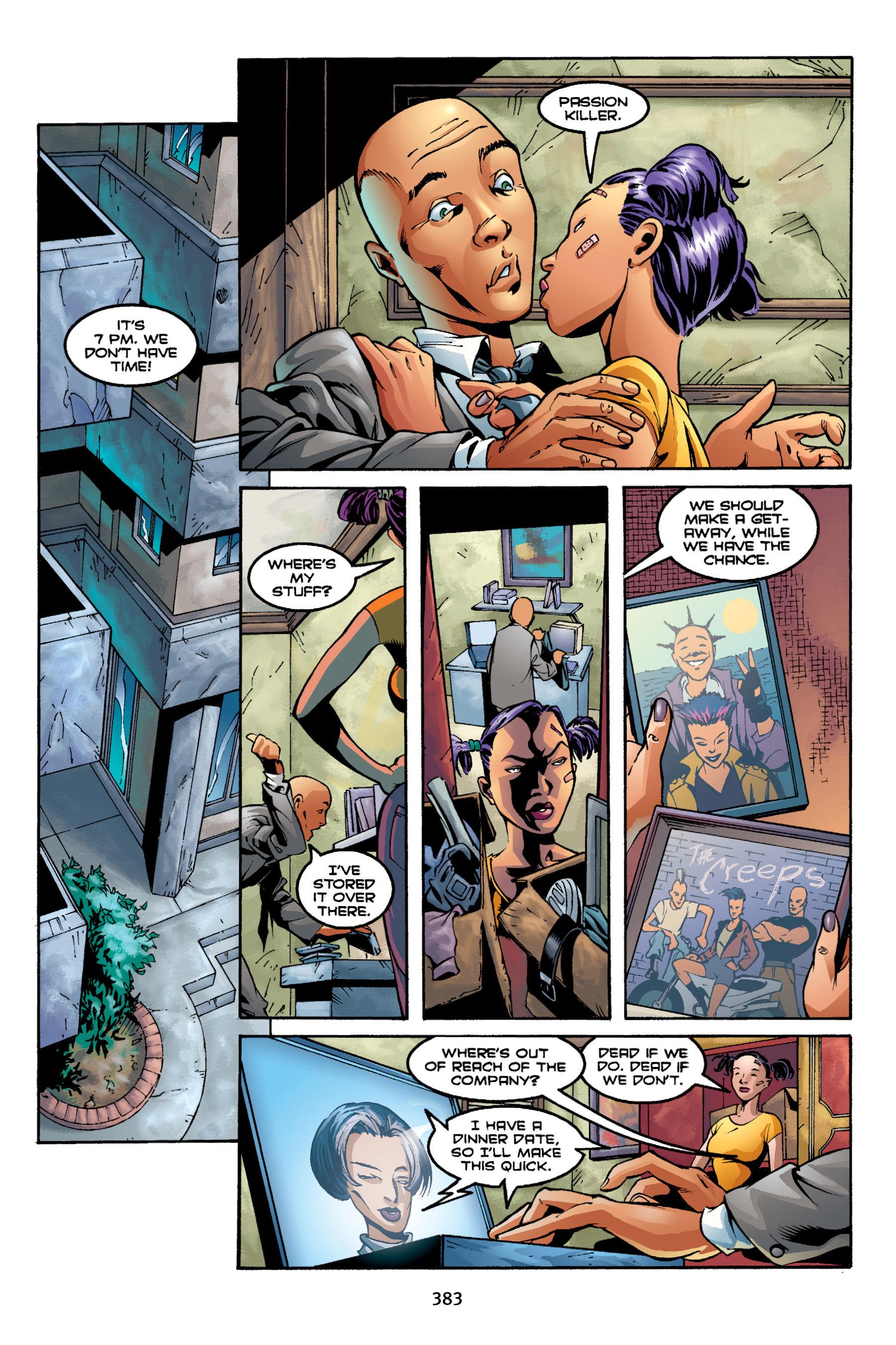 Read online Aliens vs. Predator Omnibus comic -  Issue # _TPB 2 Part 4 - 48