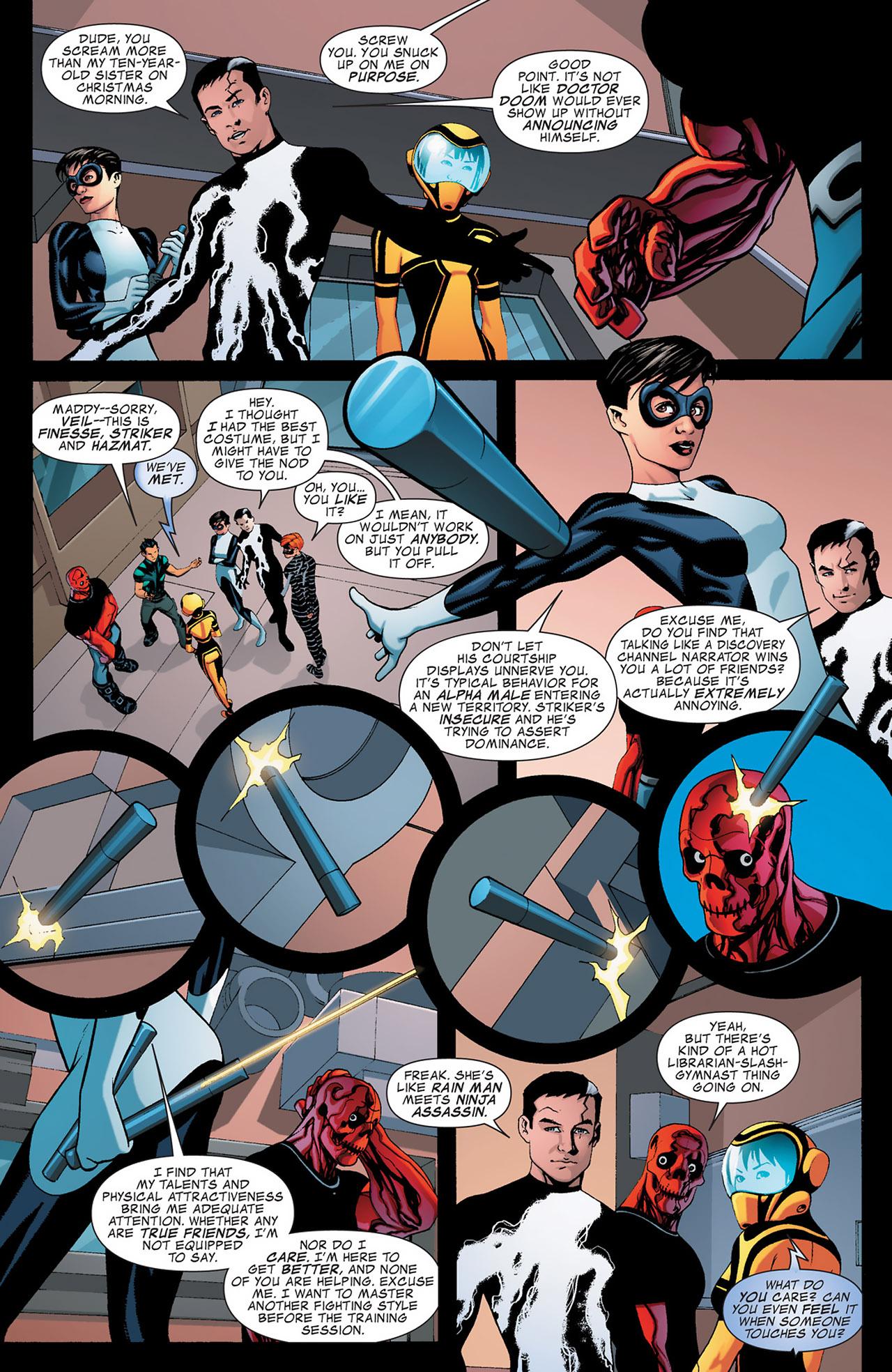 Read online Ant-Man: Season One comic -  Issue #Ant-Man: Season One Full - 110
