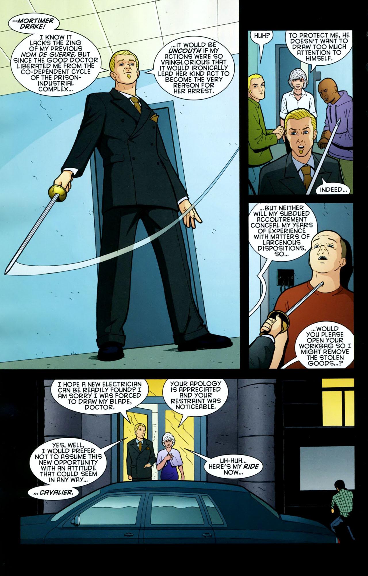 Read online Gotham Gazette comic -  Issue # Issue Batman Alive - 11