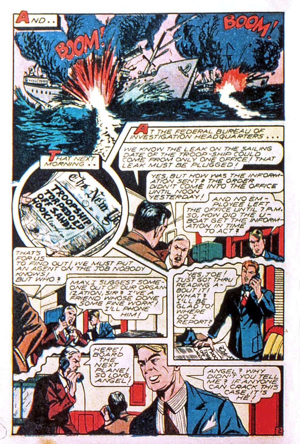 Read online Mystic Comics (1944) comic -  Issue #2 - 4