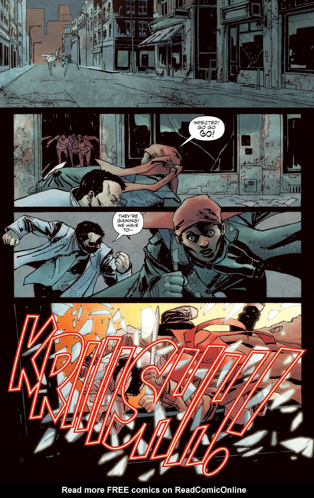 28 Days Later issue 24 - Page 3