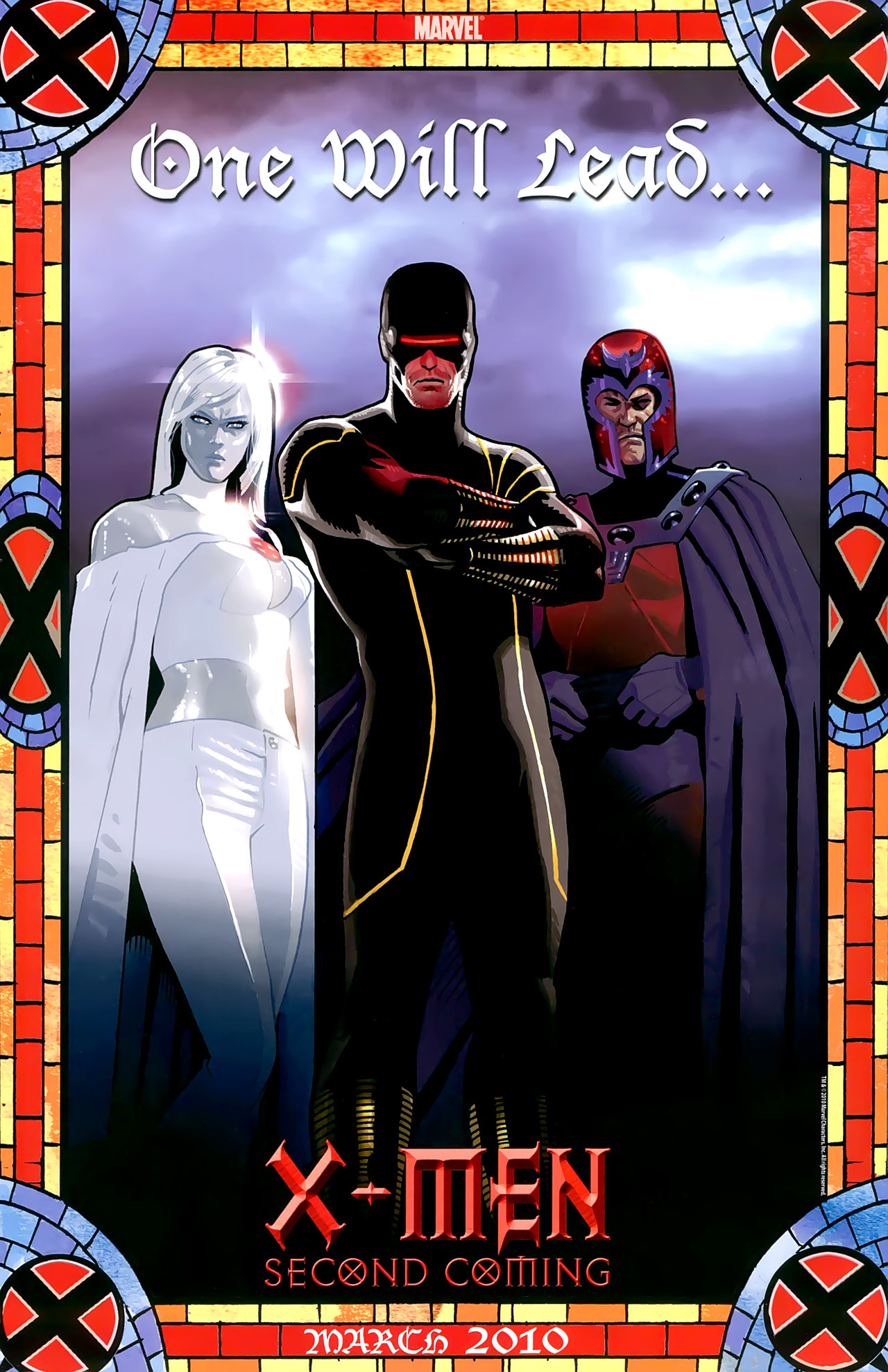 Read online Uncanny X-Men: First Class comic -  Issue #8 - 24