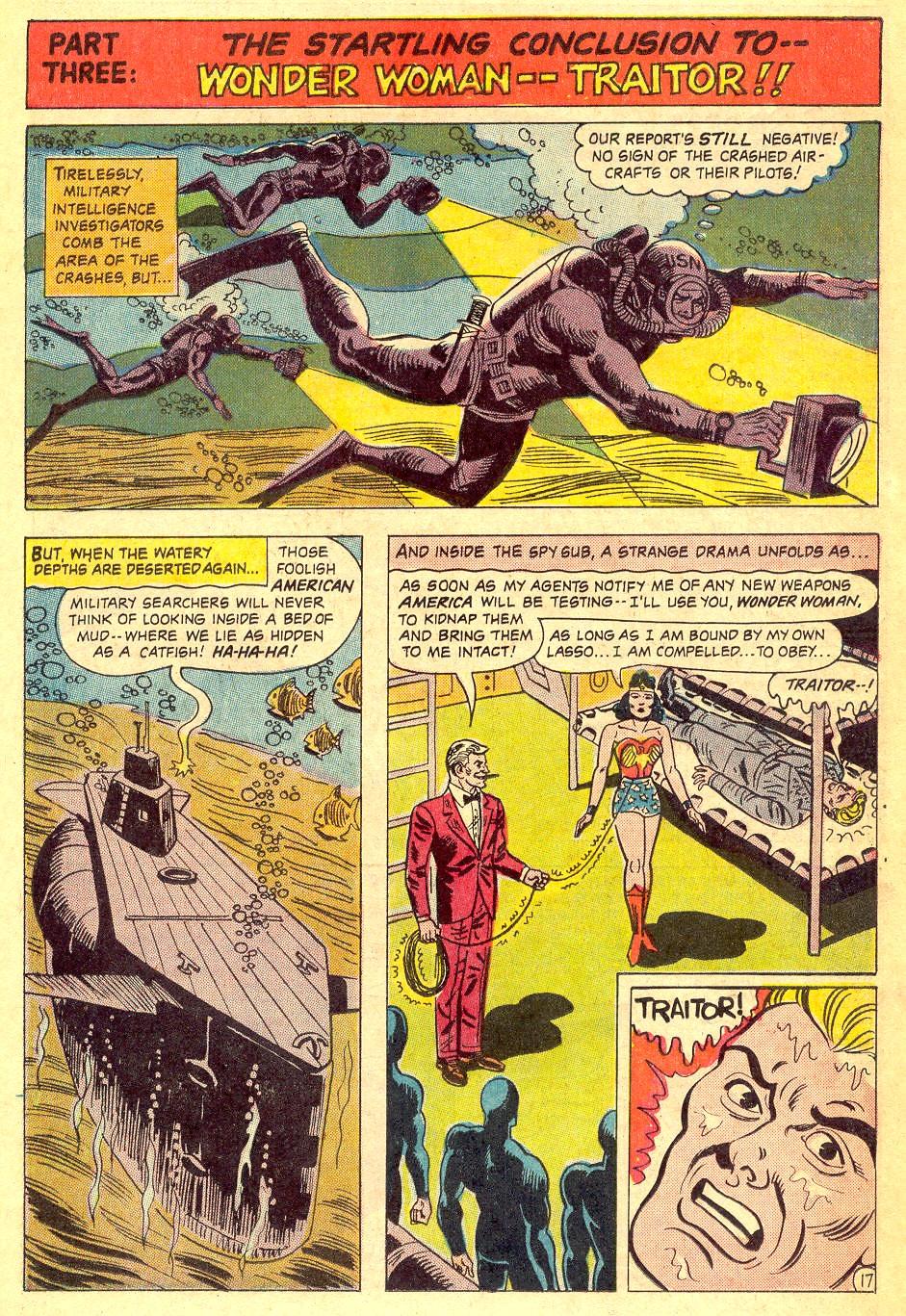 Read online Wonder Woman (1942) comic -  Issue #164 - 23