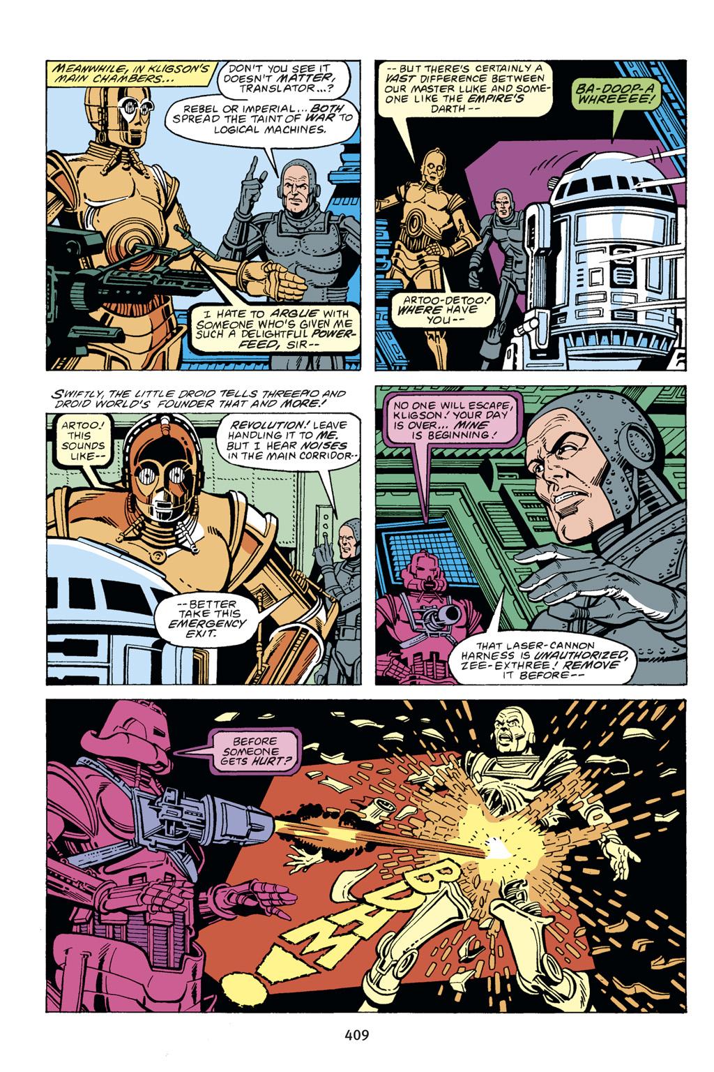 Read online Star Wars Omnibus comic -  Issue # Vol. 14 - 404