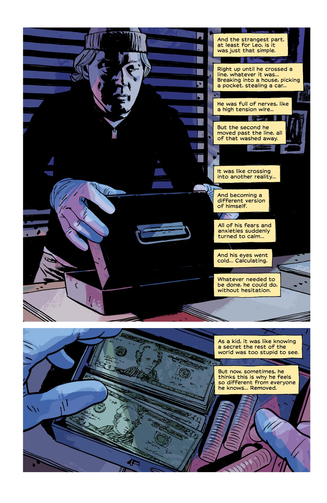 Read online Criminal (2019) comic -  Issue #9 - 17