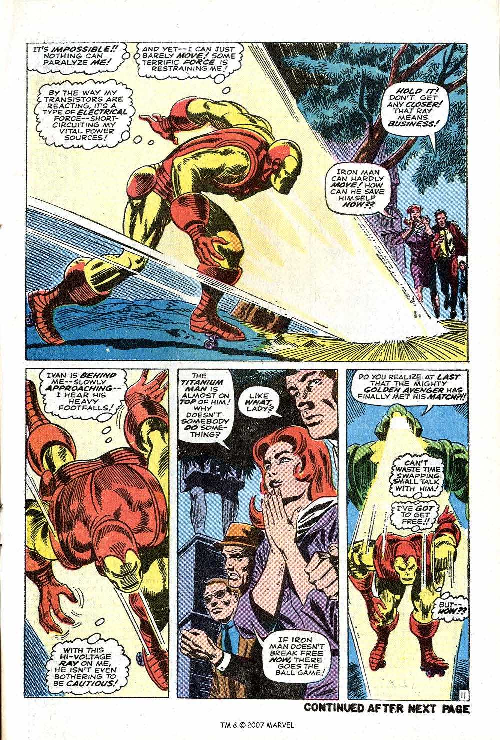 Iron Man Annual issue 2 - Page 45