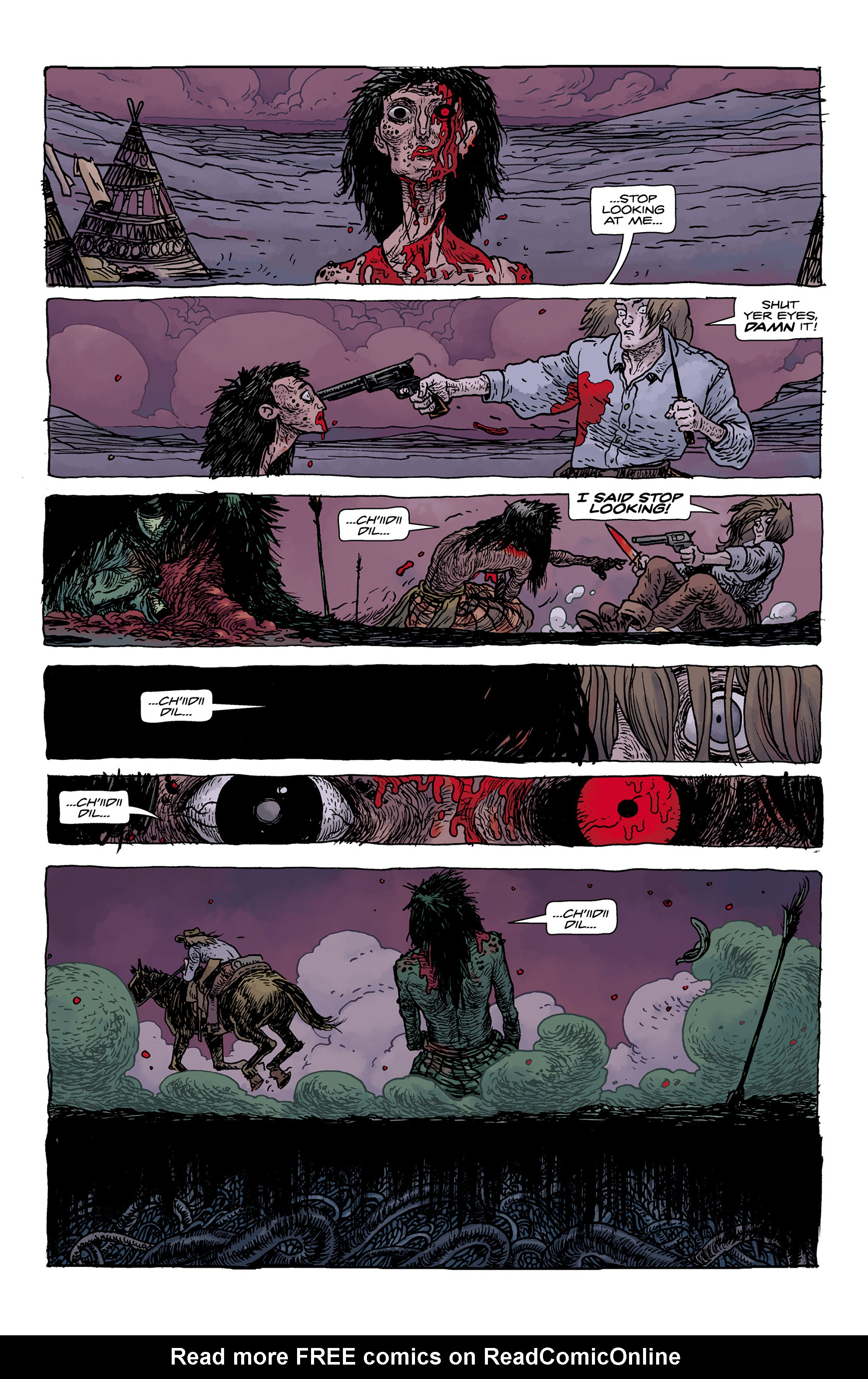 House of Penance 1 Page 10