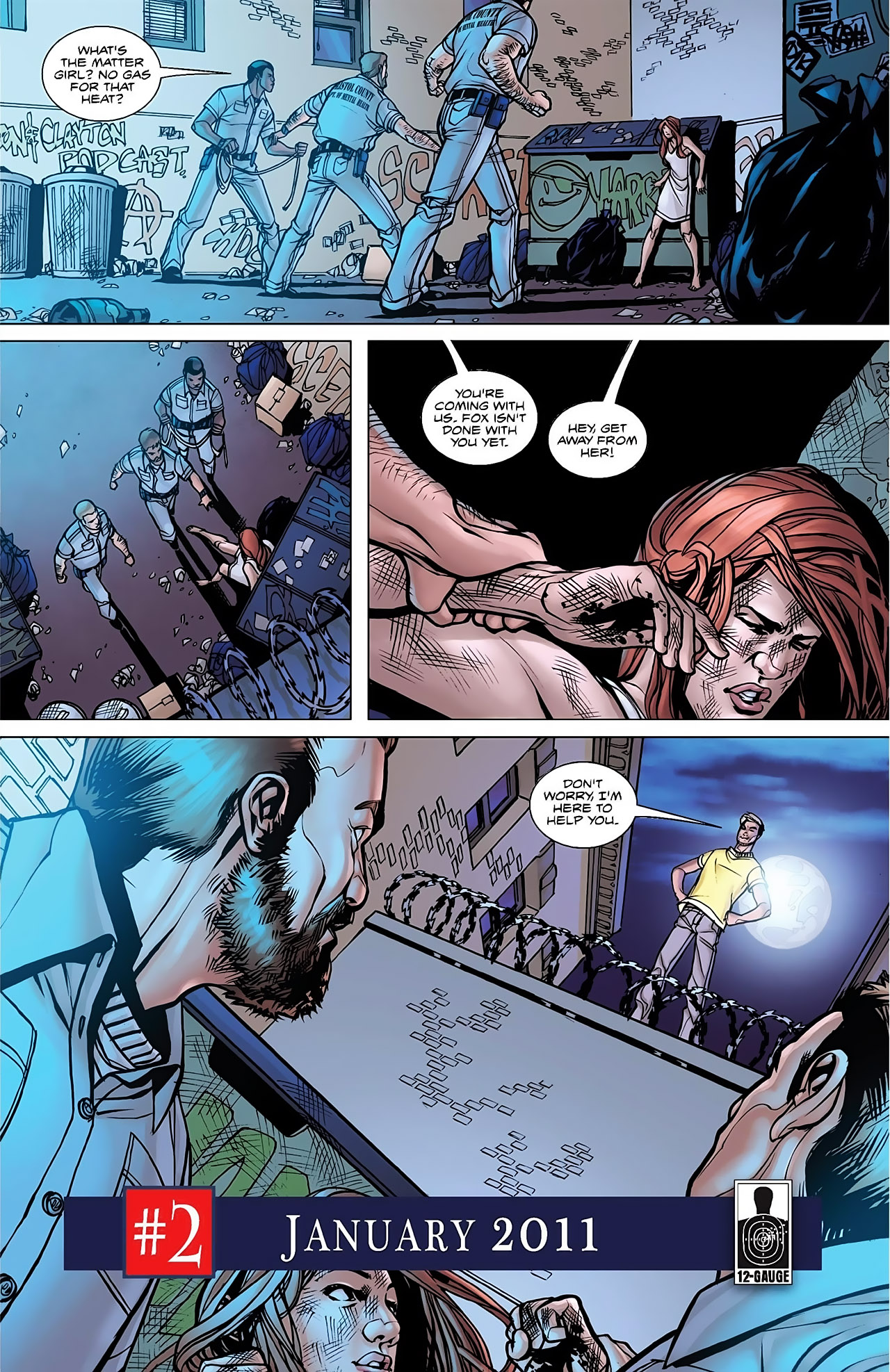 Read online Magus comic -  Issue #1 - 29