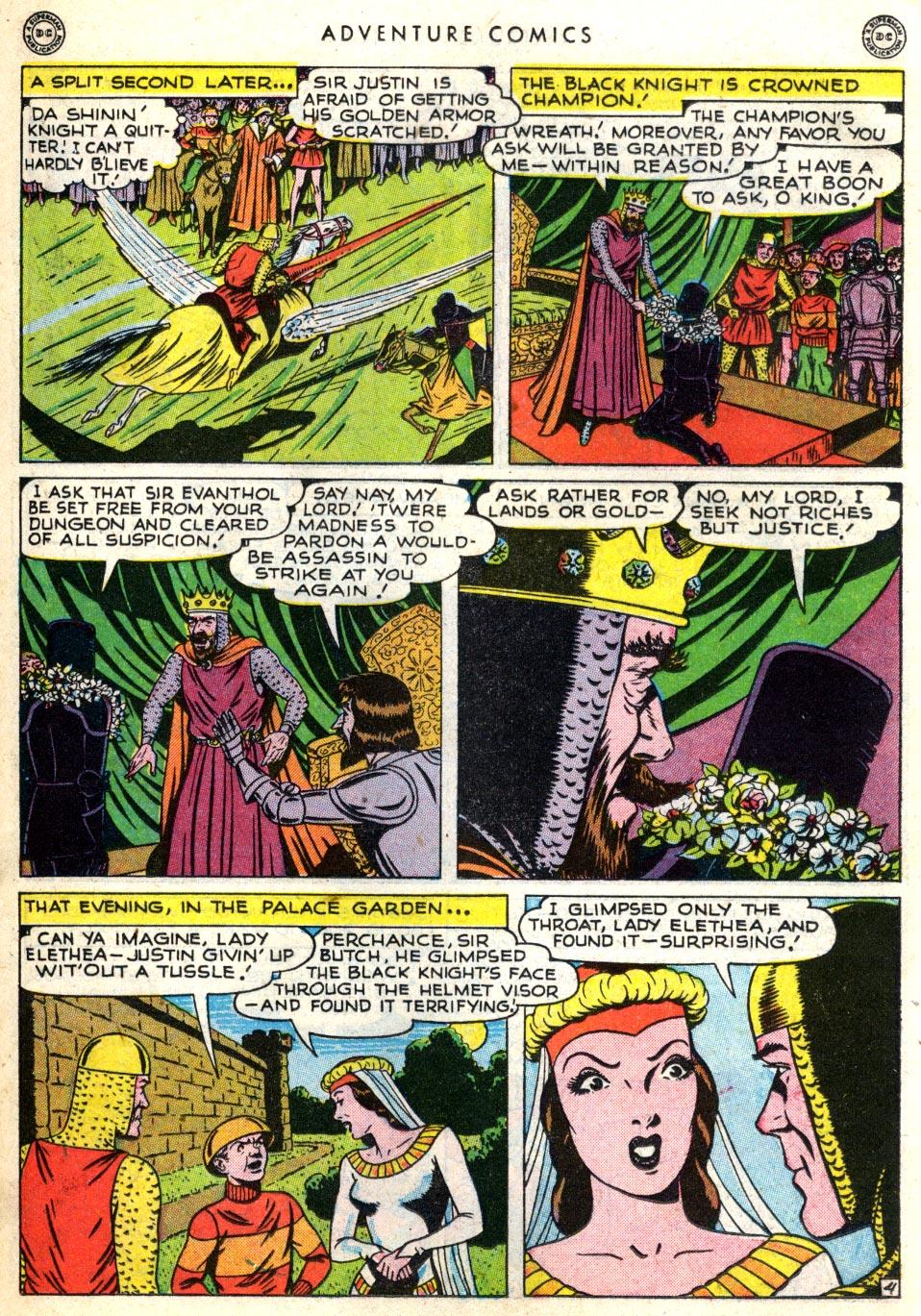 Read online Adventure Comics (1938) comic -  Issue #137 - 33