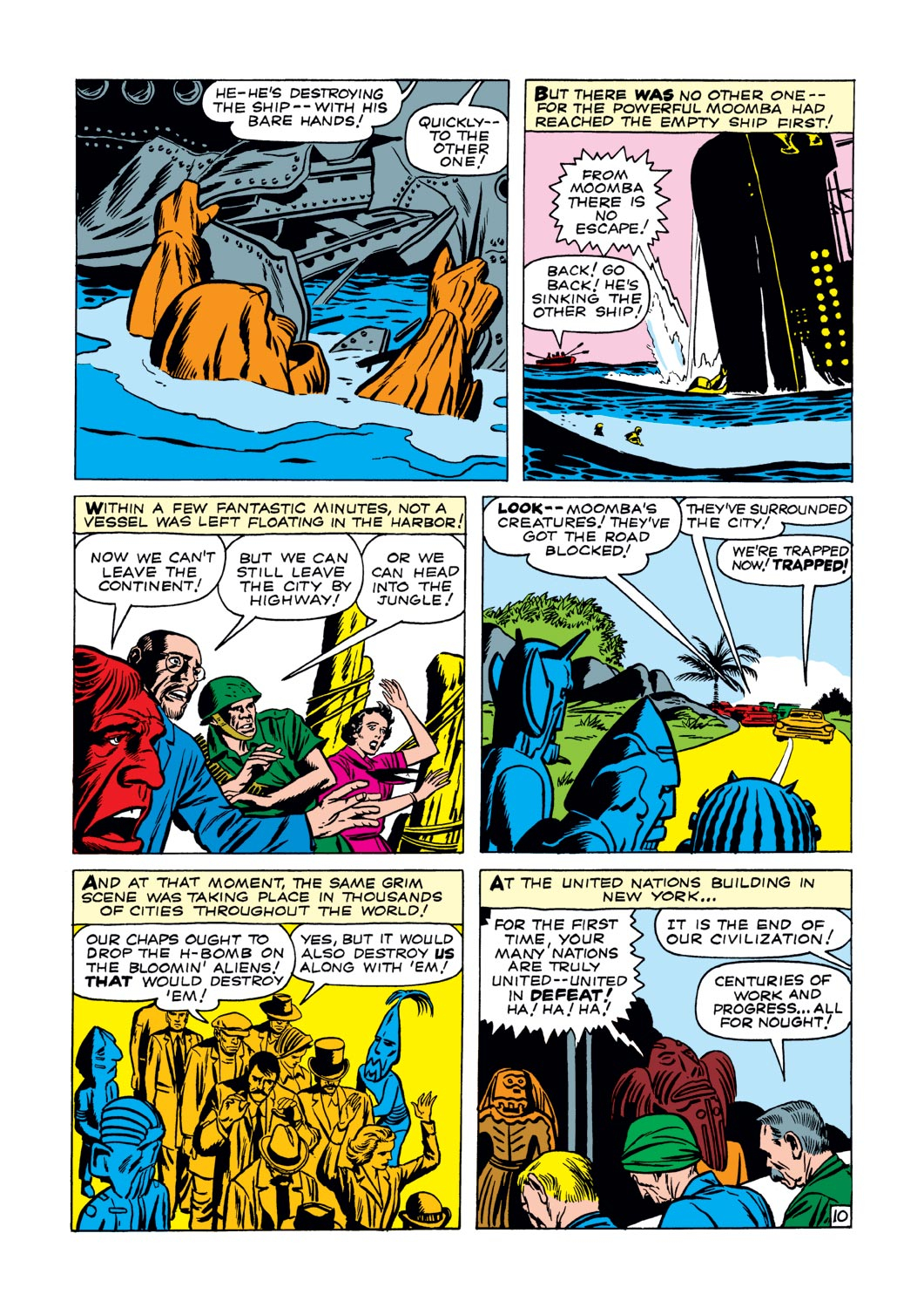 Tales to Astonish (1959) issue 23 - Page 12