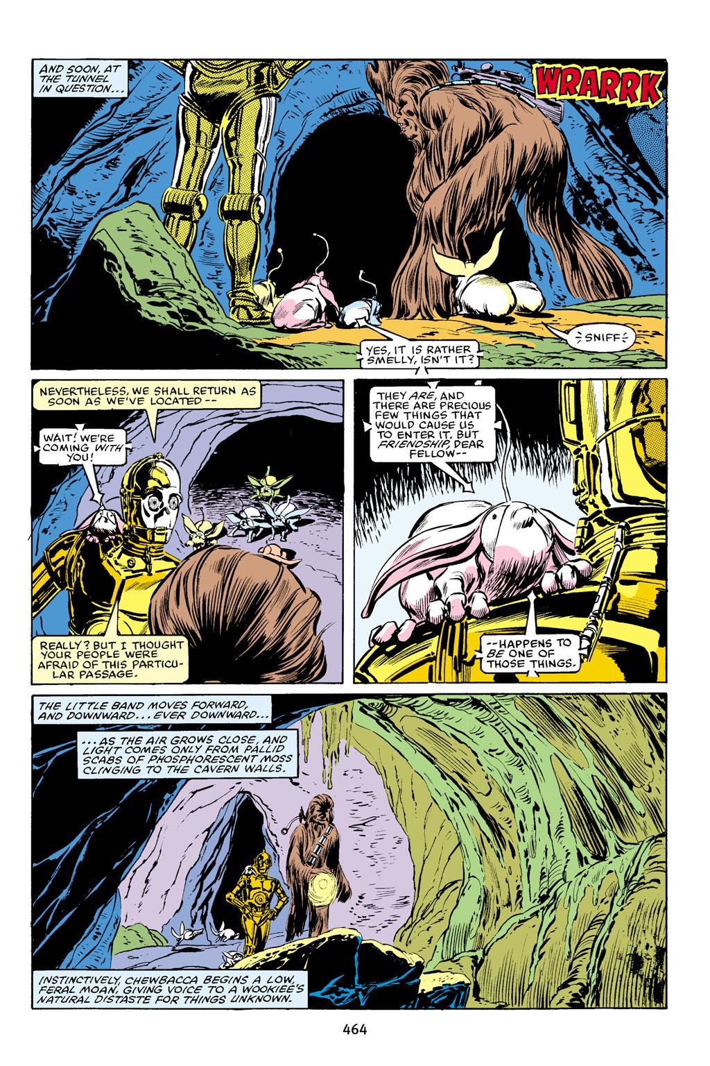 Read online Star Wars Omnibus comic -  Issue # Vol. 16 - 455