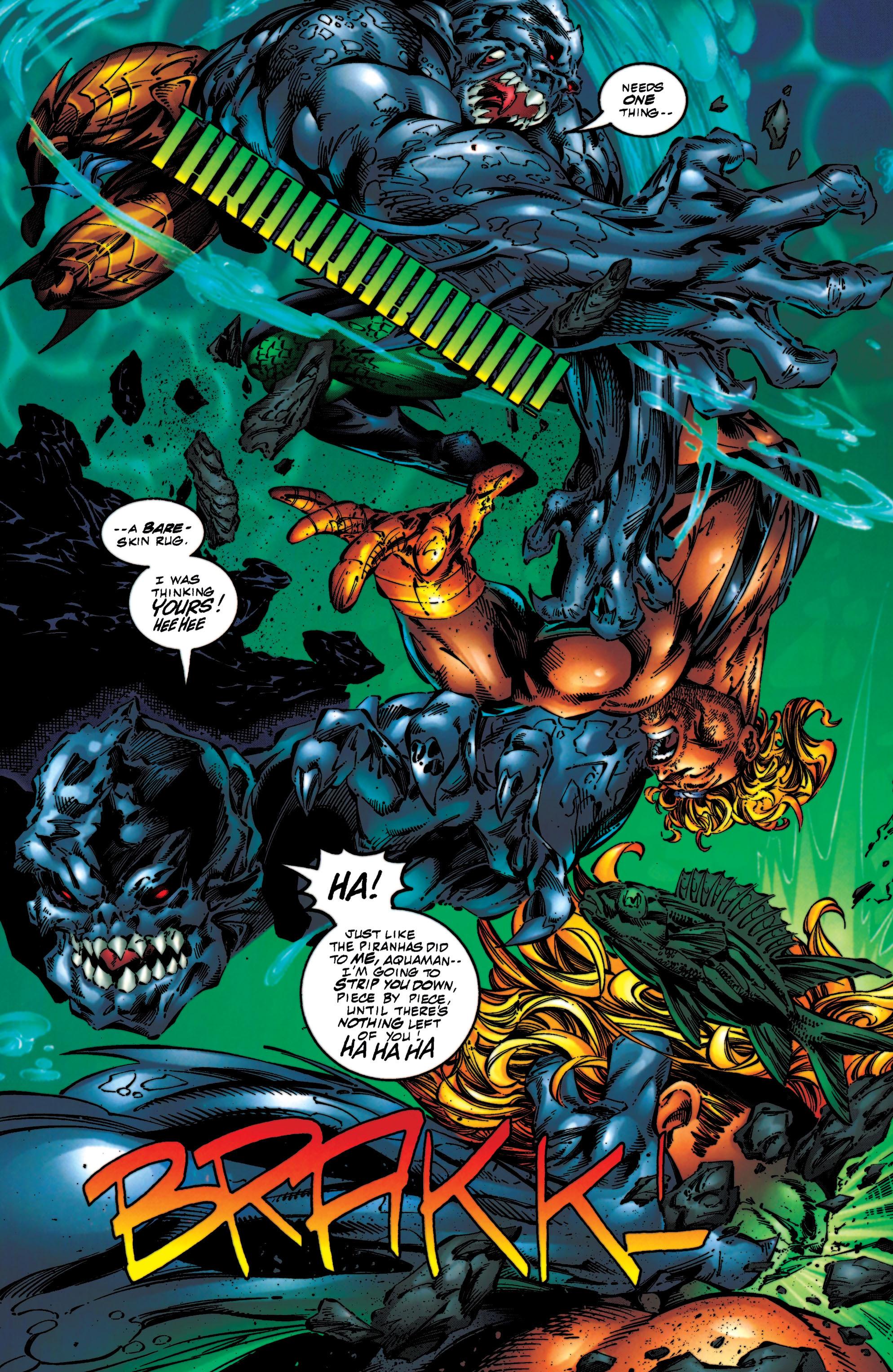 Read online Aquaman (1994) comic -  Issue #56 - 20
