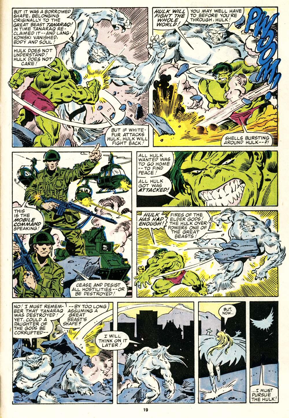 Read online Alpha Flight (1983) comic -  Issue #29 - 20